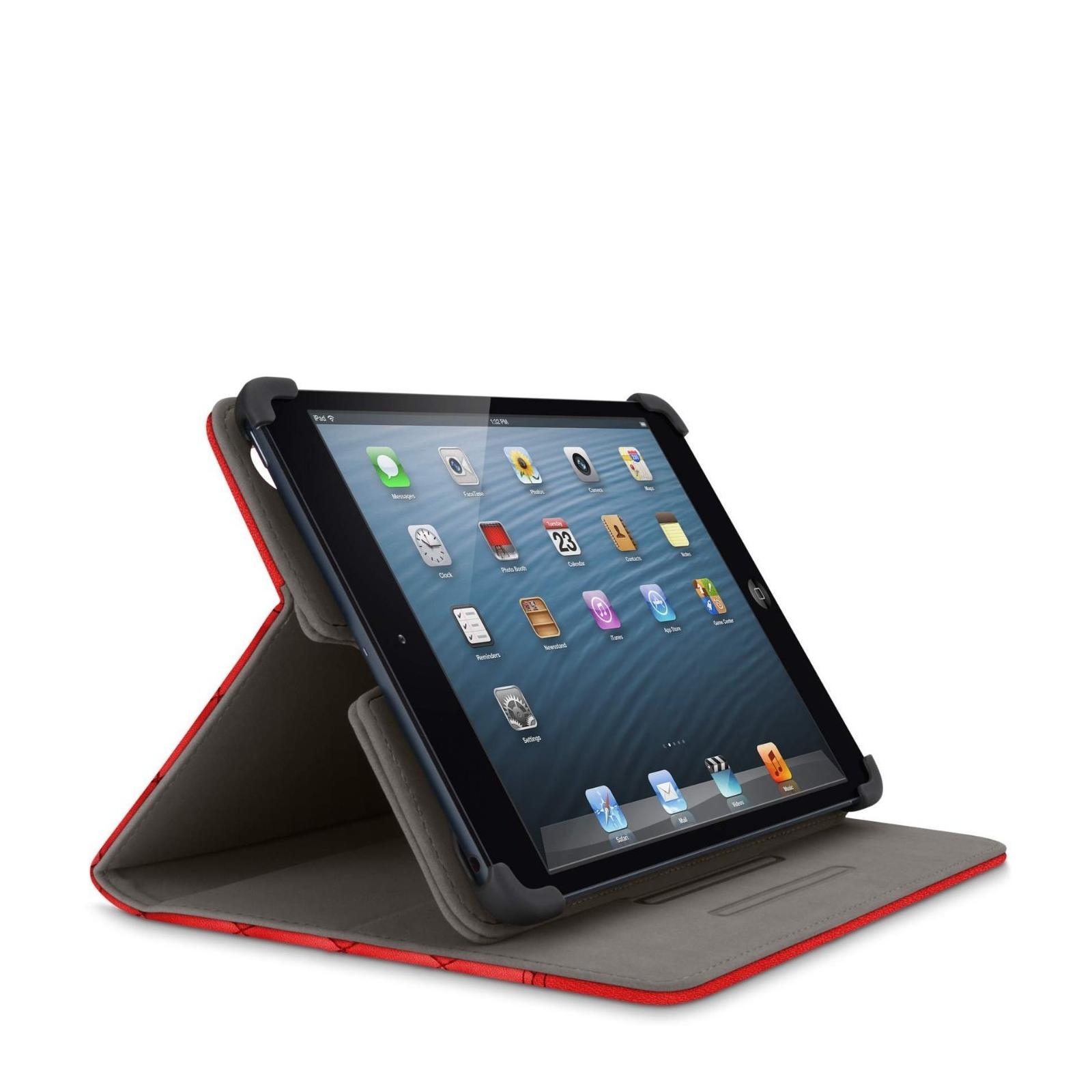 Чехол для планшета Belkin iPad Air Quilted Cover /Ruby (F7N073B2C02) изображение 3