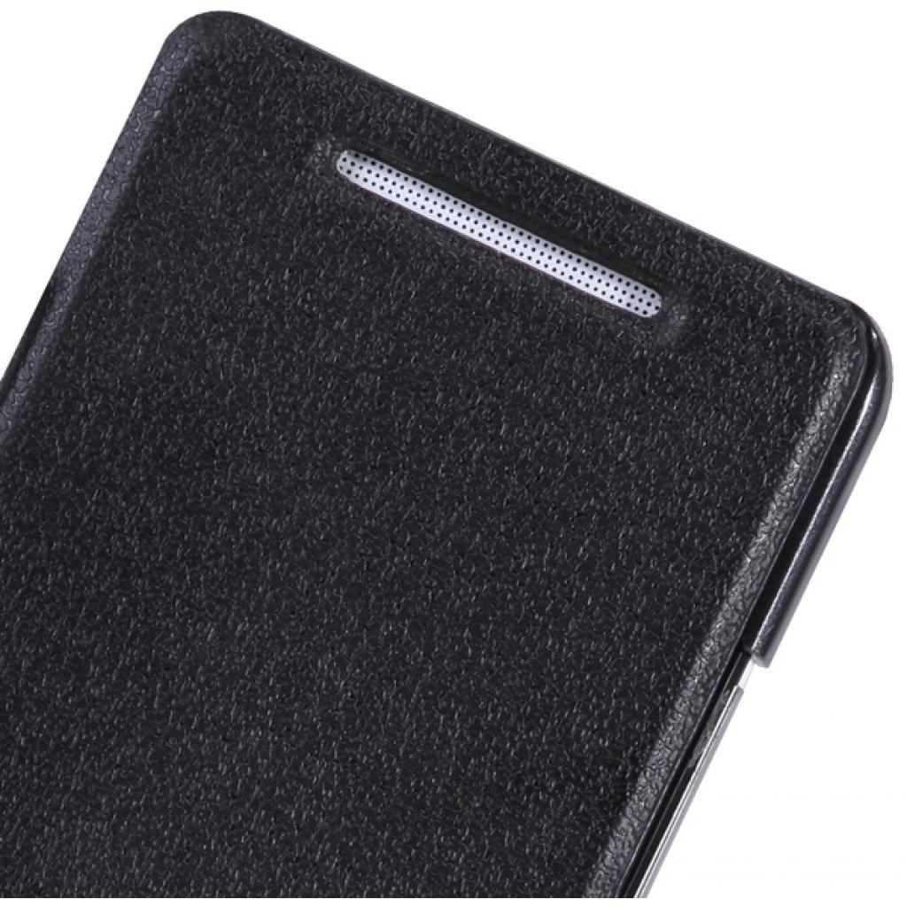 Чехол для моб. телефона NILLKIN для HTC ONE Dual 802w- Fresh/ Leather/Blac (6076836) изображение 4