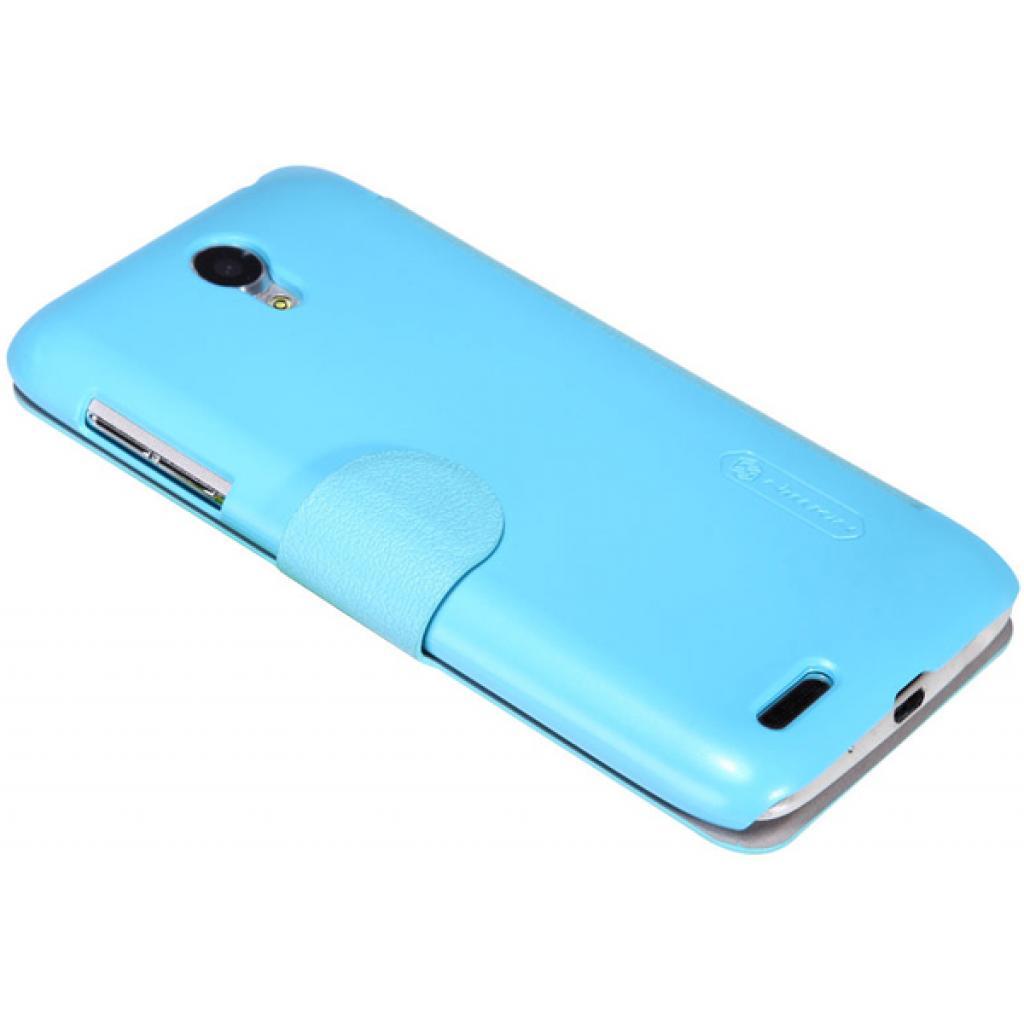 Чехол для моб. телефона NILLKIN для Lenovo S650 /Fresh/ Leather (6119840) изображение 4