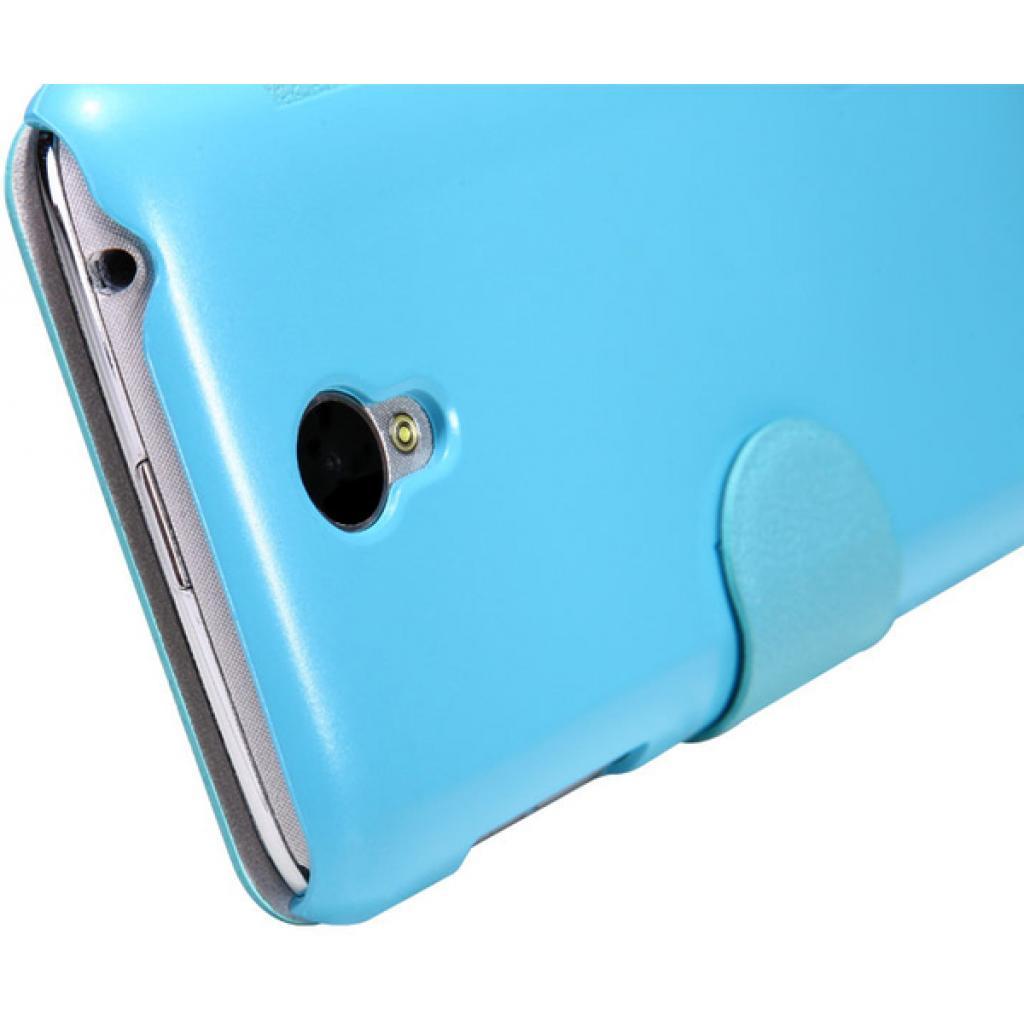 Чехол для моб. телефона NILLKIN для Lenovo S650 /Fresh/ Leather (6119840) изображение 5