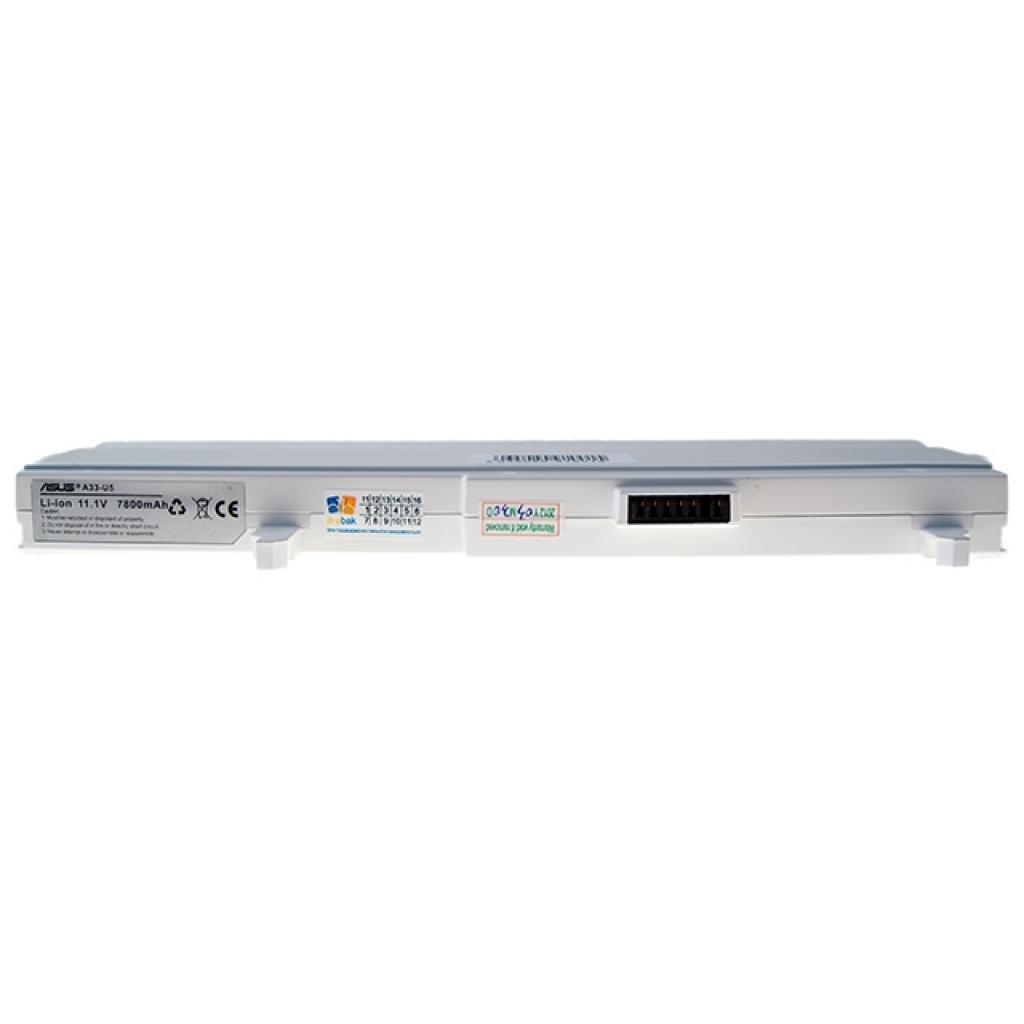 Аккумулятор для ноутбука A32-U5 ASUS (108502) изображение 2