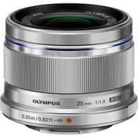 Объектив OLYMPUS ES-M2518 25mm 1:1.8 Silver (V311060SE000)