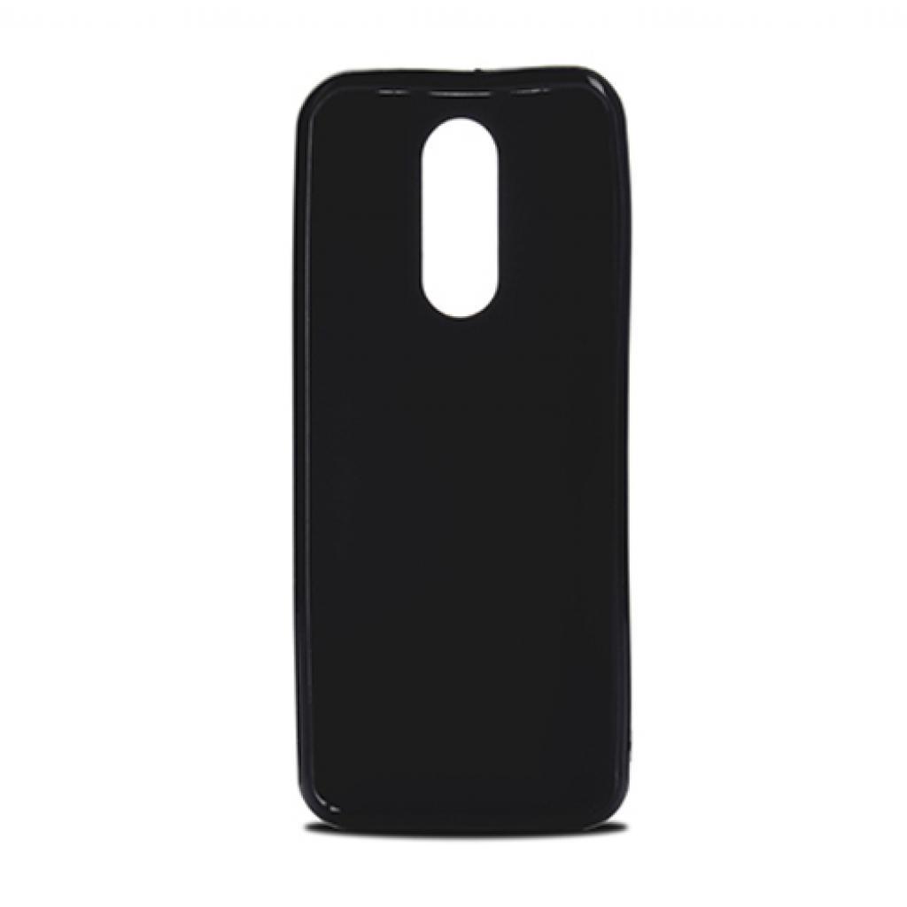 Чехол для моб. телефона для Nokia 107 (Black) Elastic PU Drobak (216399) изображение 2