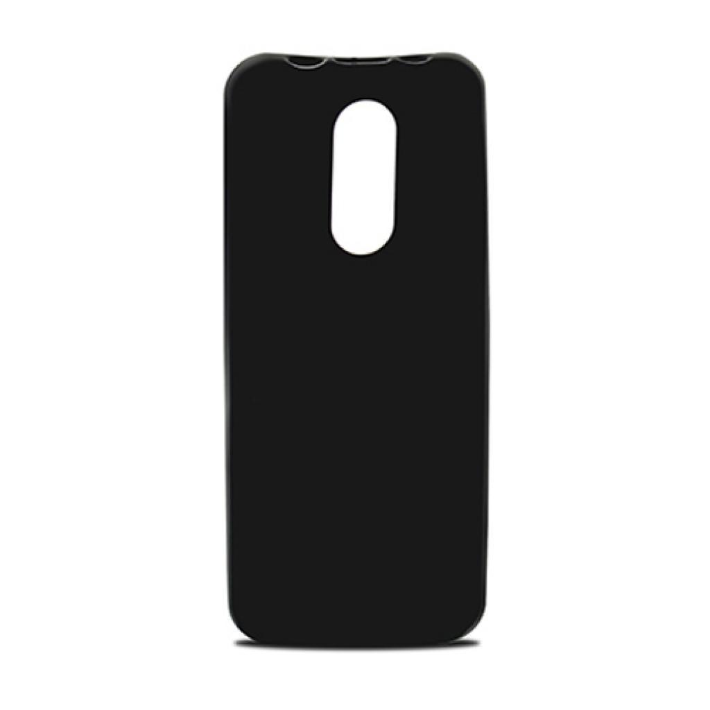 Чехол для моб. телефона для Nokia 107 (Black) Elastic PU Drobak (216399)