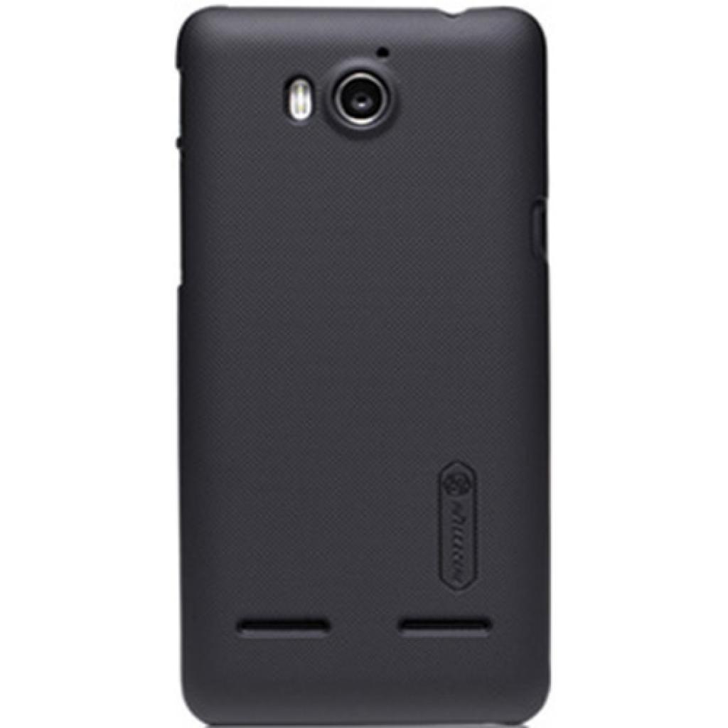 Чехол для моб. телефона NILLKIN для Huawei G600/Honor+ /Super Frosted Shield/Black (6147114)