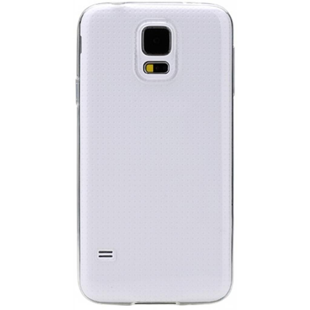Чехол для моб. телефона Rock Samsung Galaxy S5 ultrathin TPU Slim Jacket transparent (S5-63543)