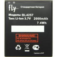 -#-Аккумуляторная батарея Fly BL4257 (IQ451) (35521)