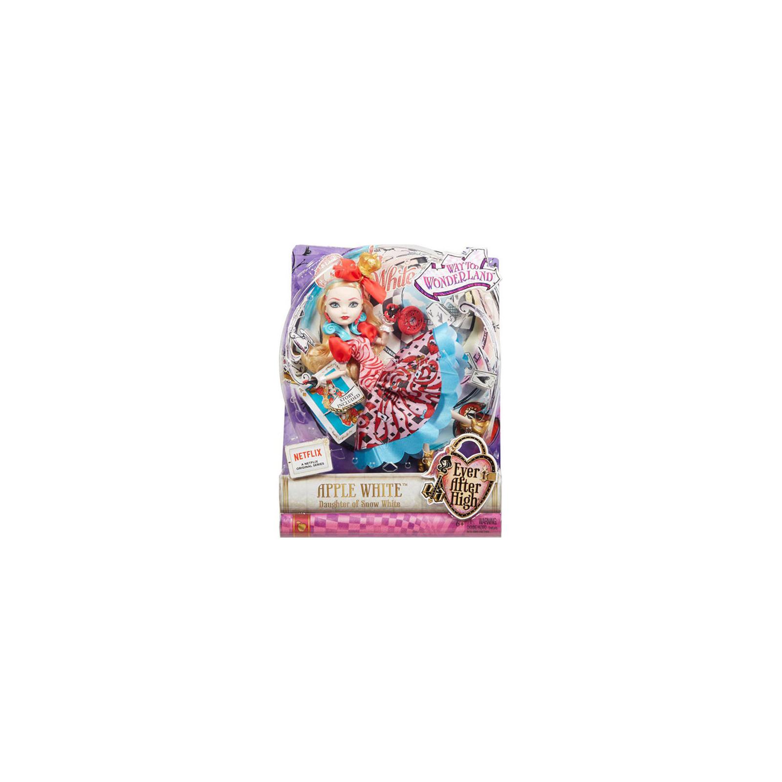 Кукла Mattel Ever After High Дочь Белоснежки (CJF39-1) изображение 4