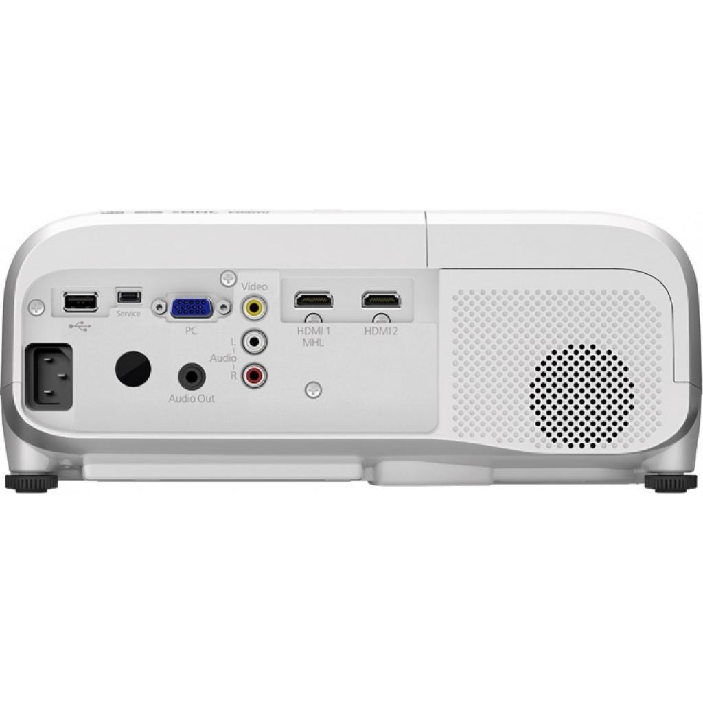 Проектор EPSON EH-TW5350 (V11H709040) изображение 4