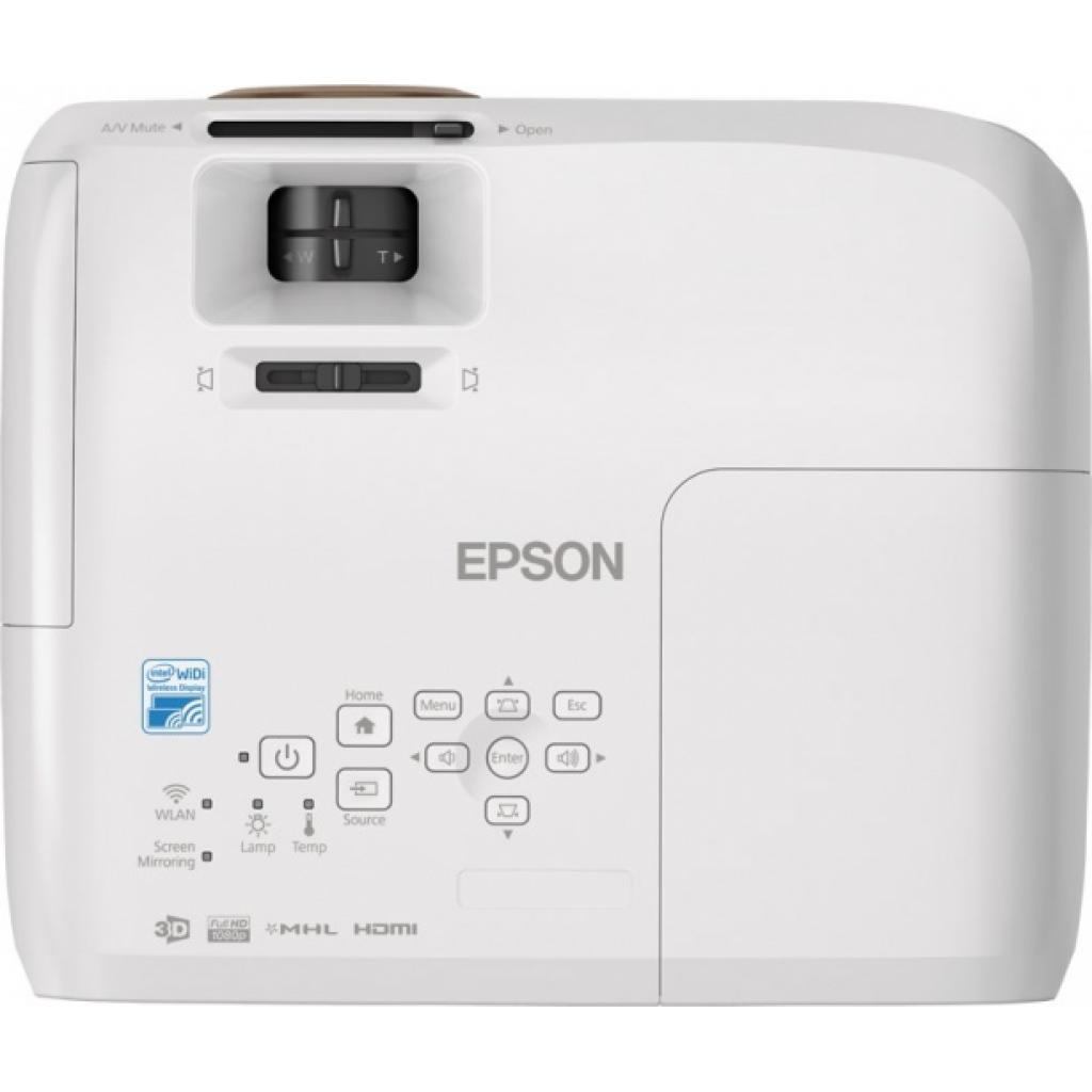 Проектор EPSON EH-TW5350 (V11H709040) изображение 6