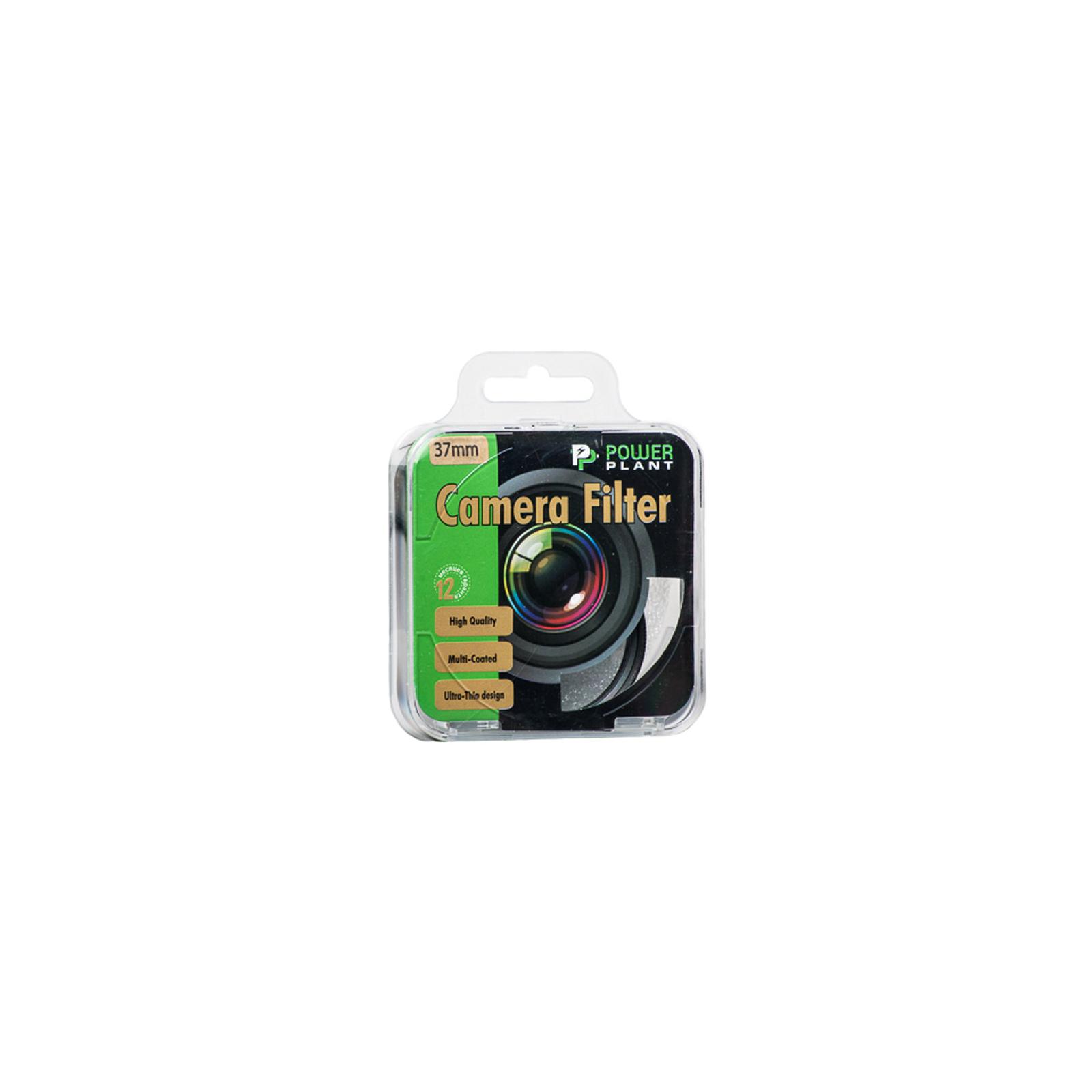 Светофильтр PowerPlant CPL 37 мм (CPLF37) изображение 2