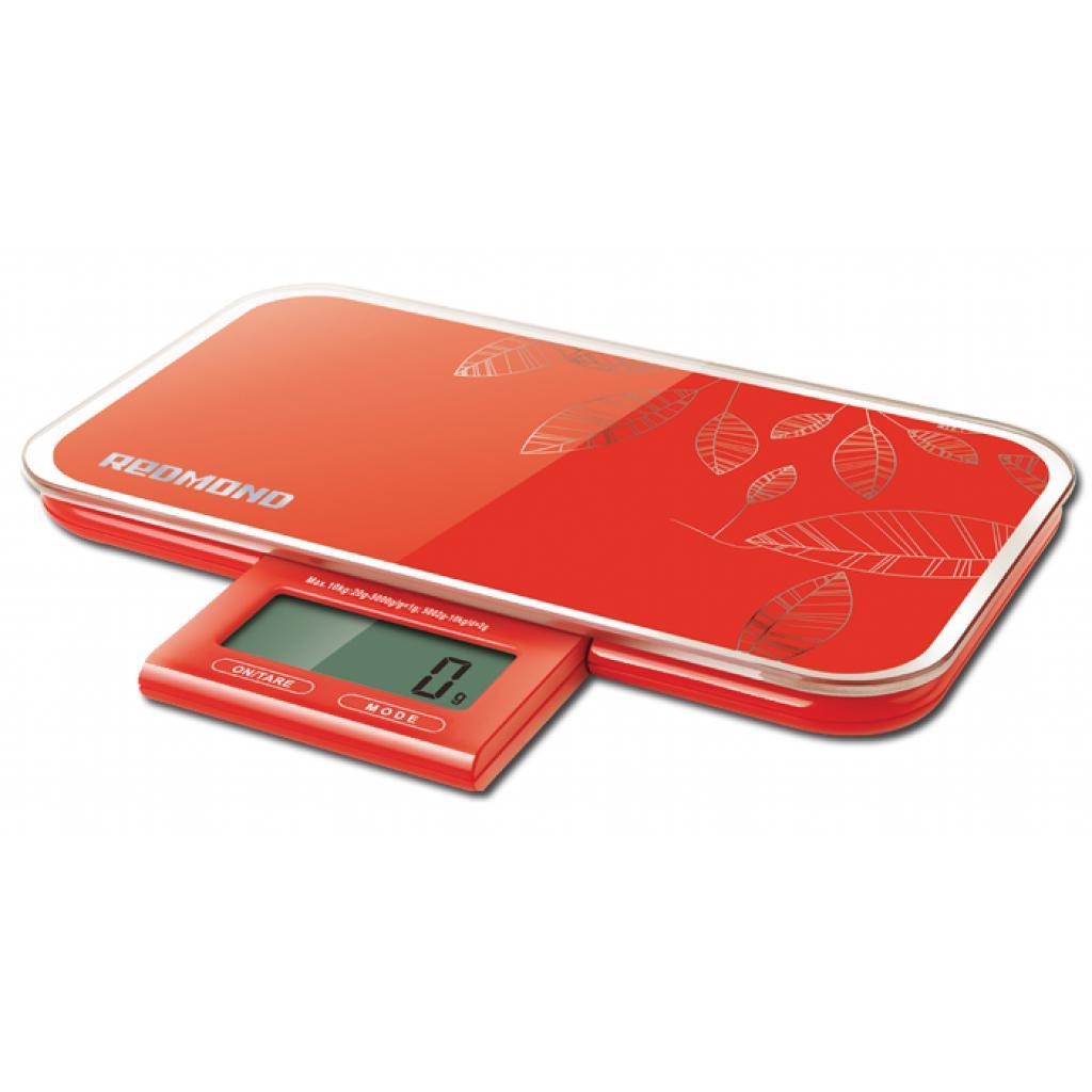 Весы кухонные REDMOND RS-721 (Красные)