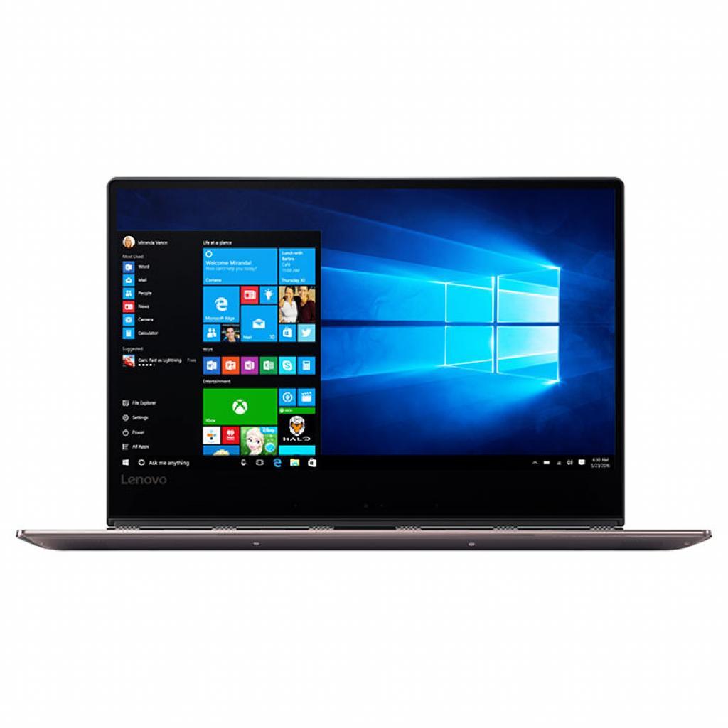 Ноутбук Lenovo Yoga 910-13 (80VF00DLRA)