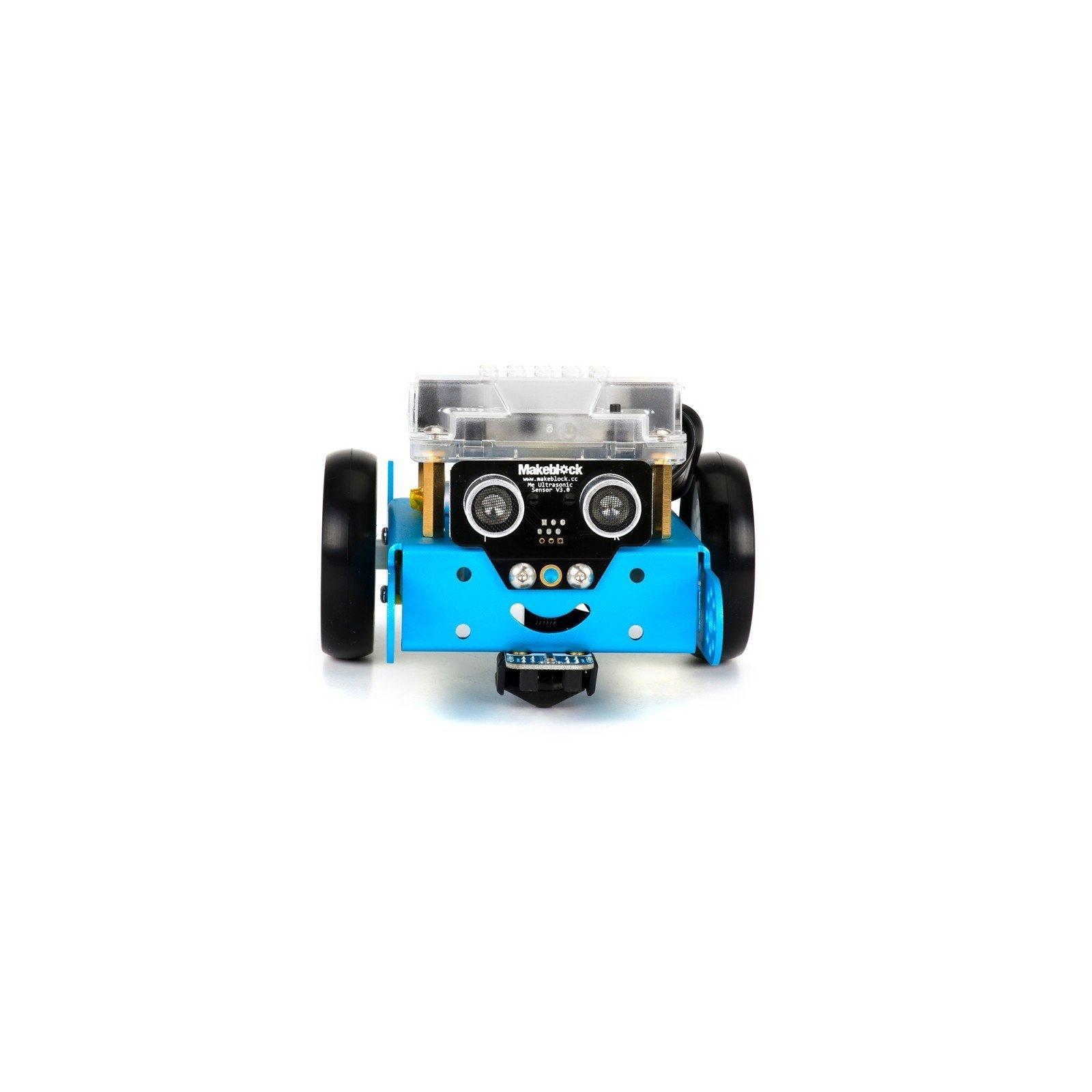 Робот Makeblock mBot v1.1 BT Blue (09.00.53) изображение 2