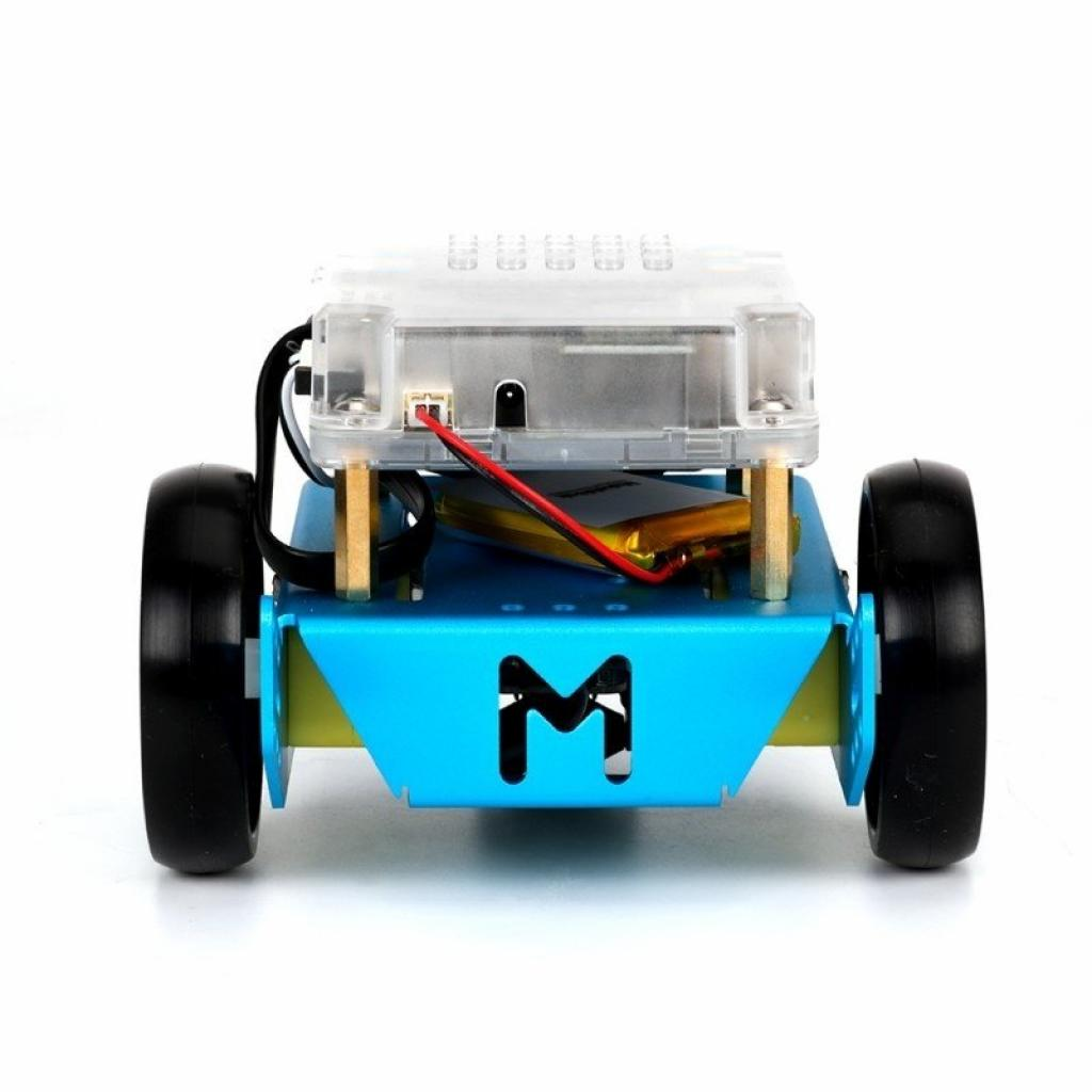 Робот Makeblock mBot v1.1 BT Blue (09.00.53) изображение 3