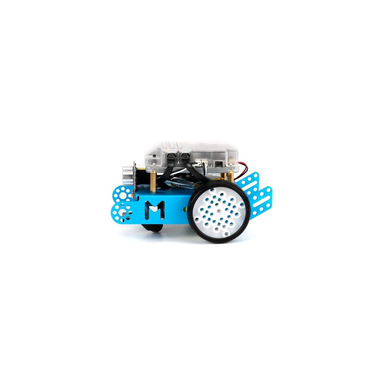 Робот Makeblock mBot v1.1 BT Blue (09.00.53) изображение 4