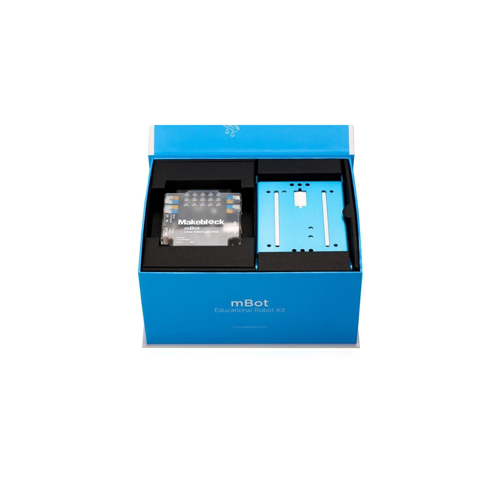 Робот Makeblock mBot v1.1 BT Blue (09.00.53) изображение 6