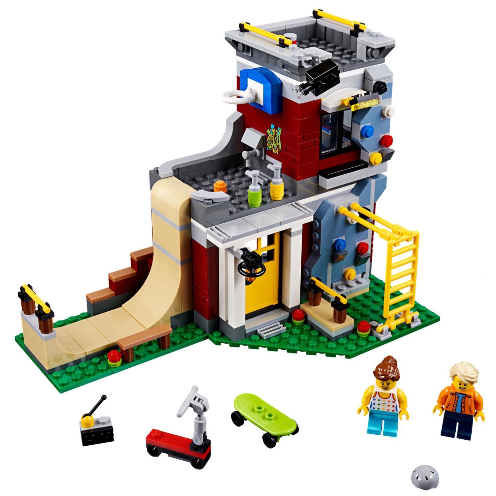 Конструктор LEGO Creator Модульный набор Каток (31081) изображение 2
