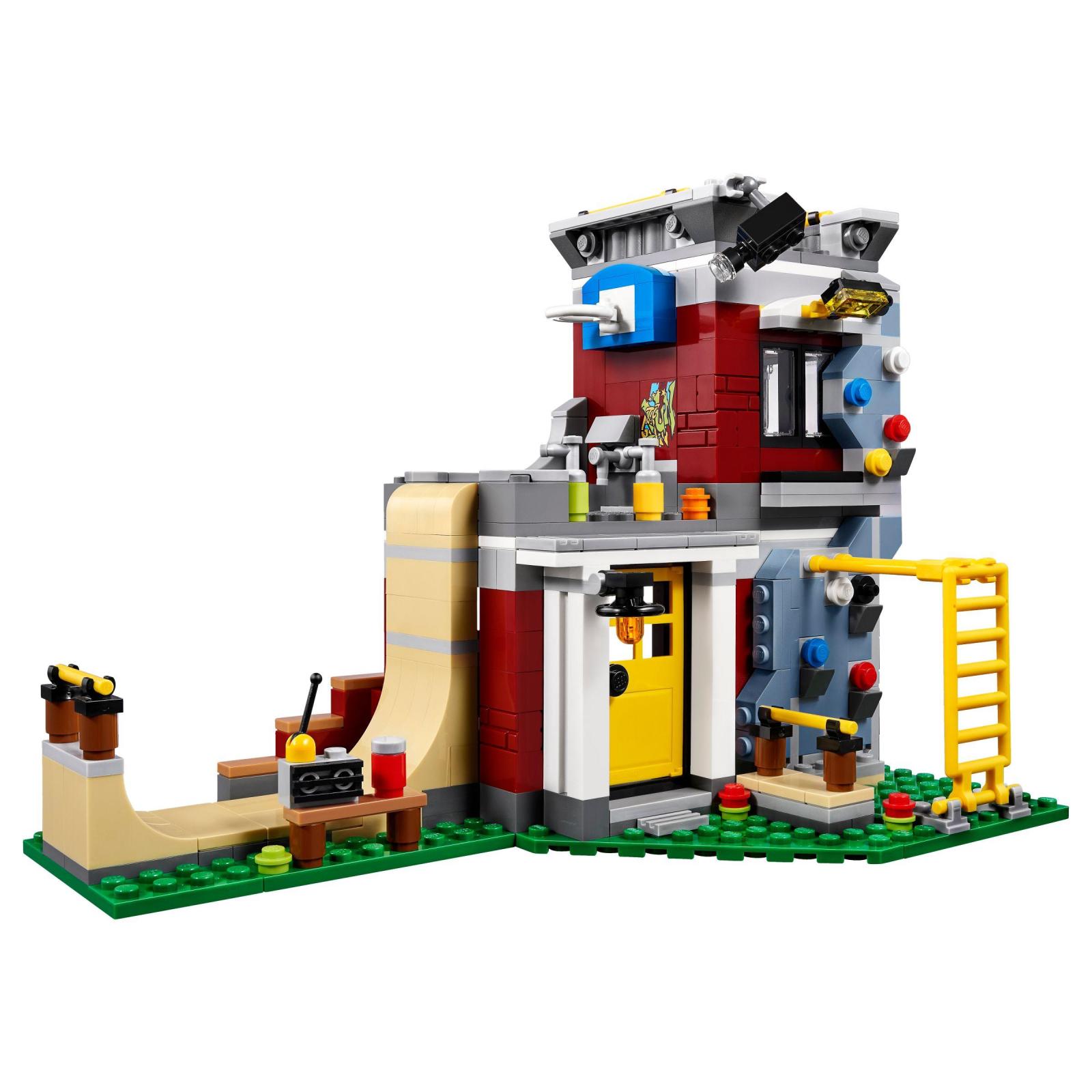 Конструктор LEGO Creator Модульный набор Каток (31081) изображение 3