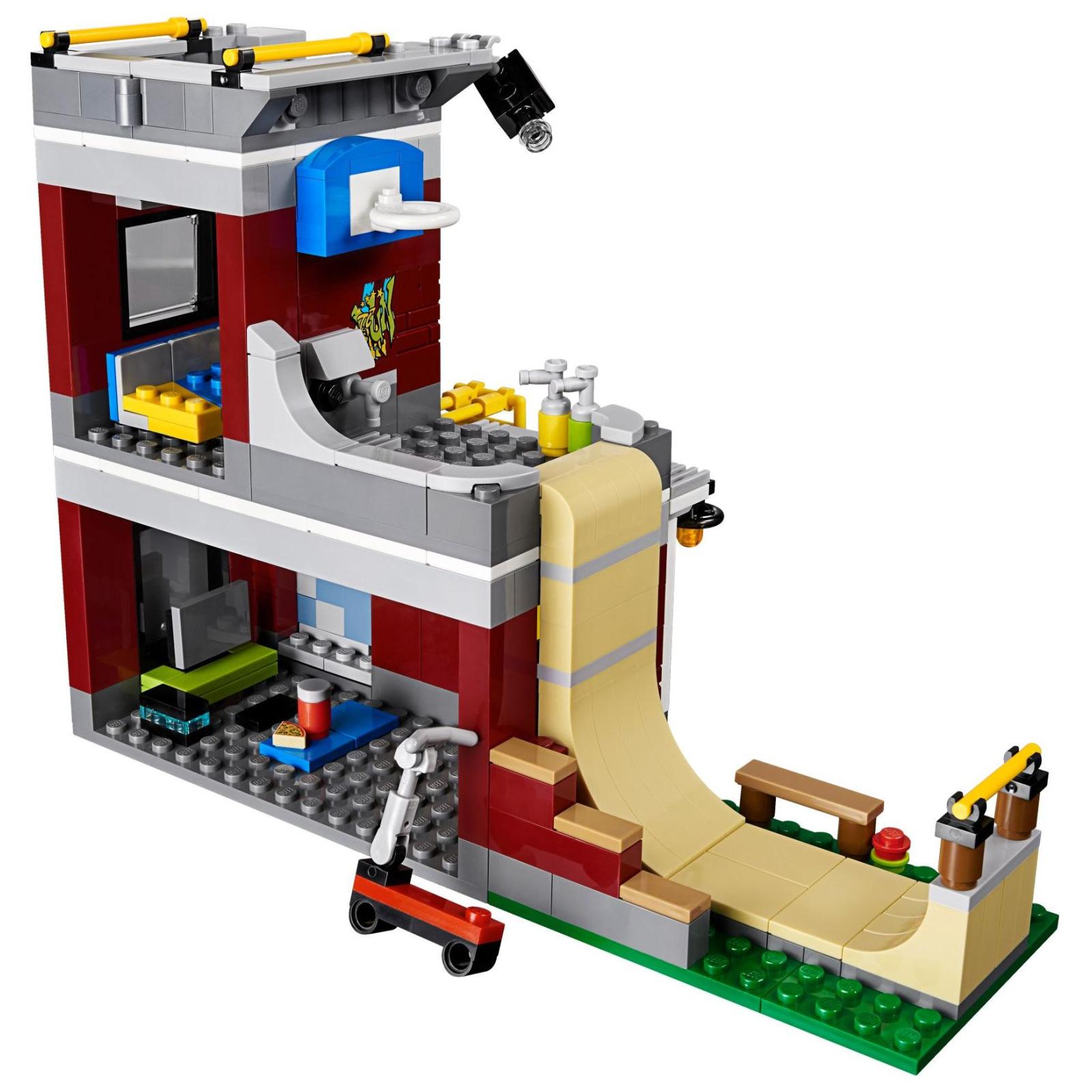 Конструктор LEGO Creator Модульный набор Каток (31081) изображение 4