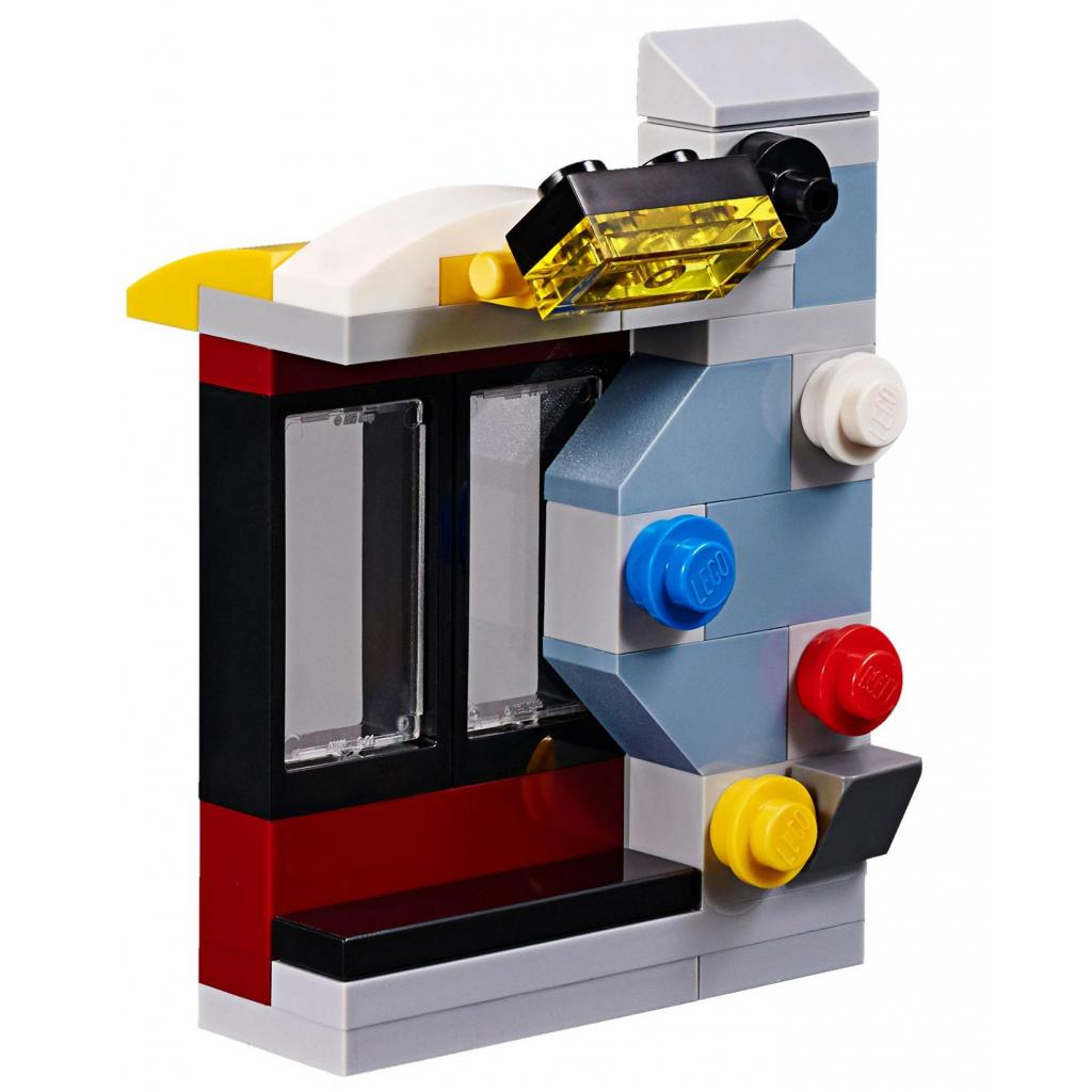 Конструктор LEGO Creator Модульный набор Каток (31081) изображение 6