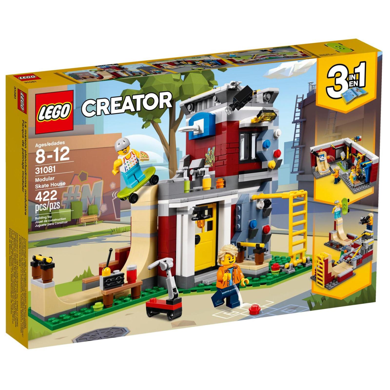 Конструктор LEGO Creator Модульный набор Каток (31081)
