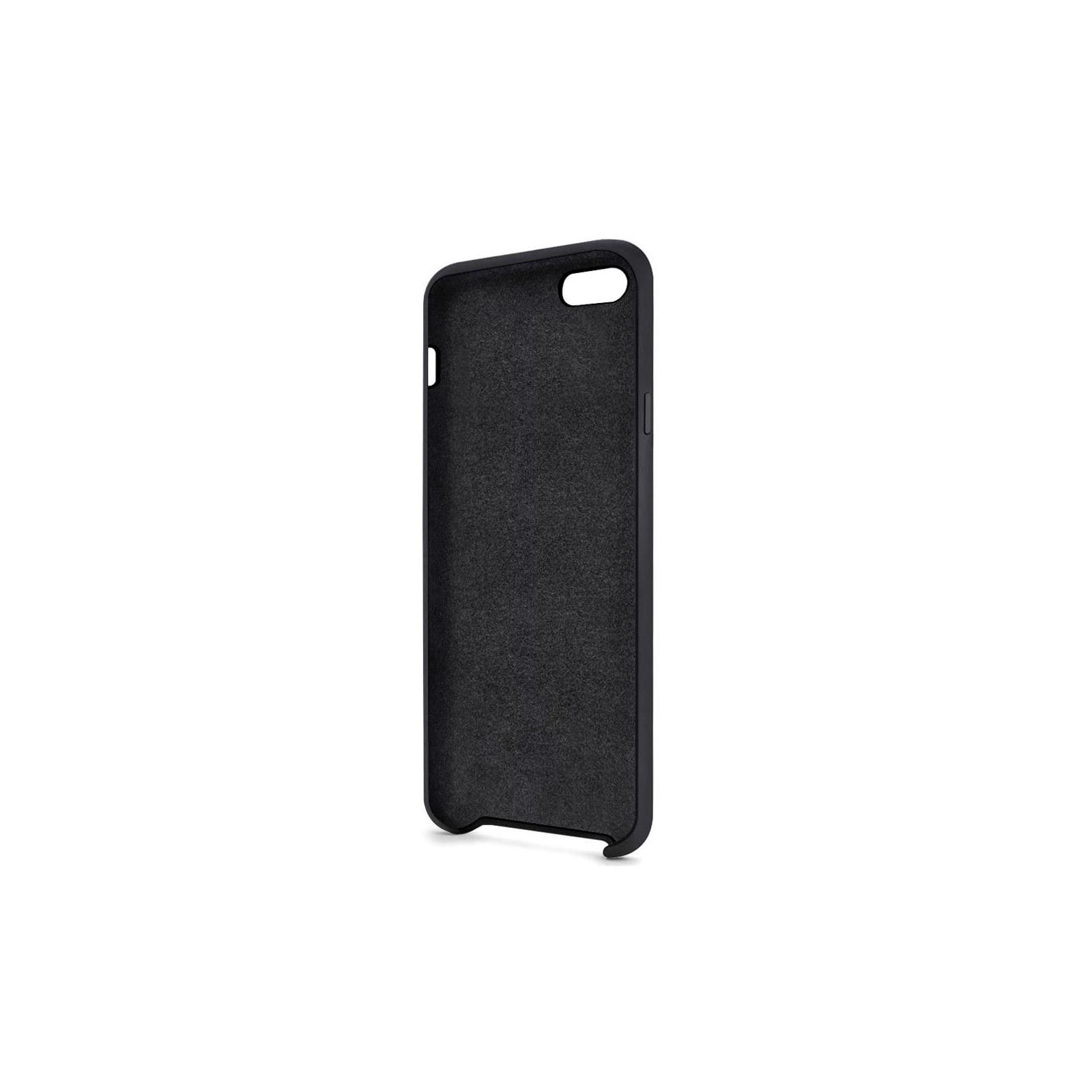 Чехол для моб. телефона Laudtec для iPhone 6/6s liquid case (black) (LT-I6LC) изображение 5