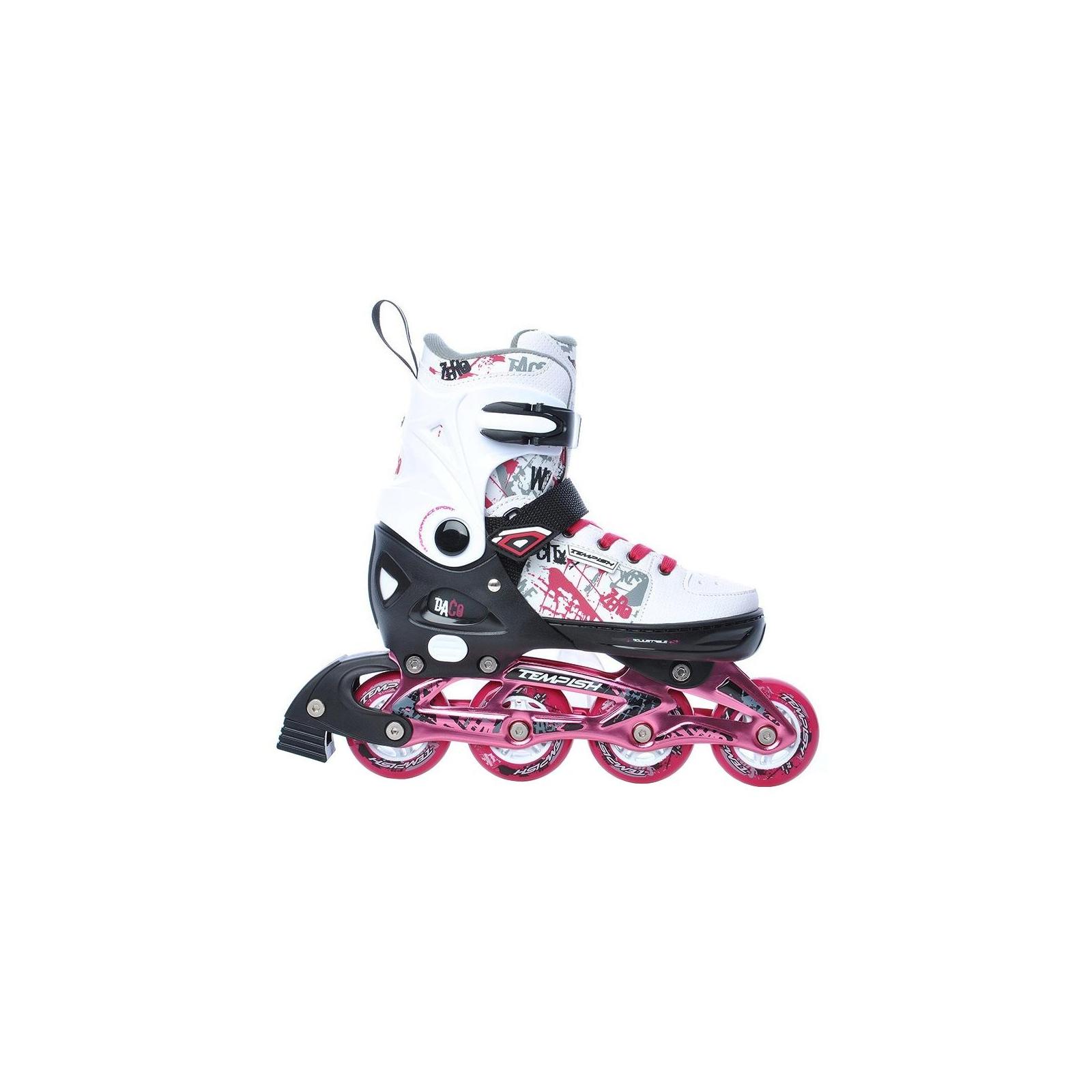 Роликовые коньки Tempish DACO white/37-40 1000027/WHITE/37-40 (1000027/WHITE/37-40)