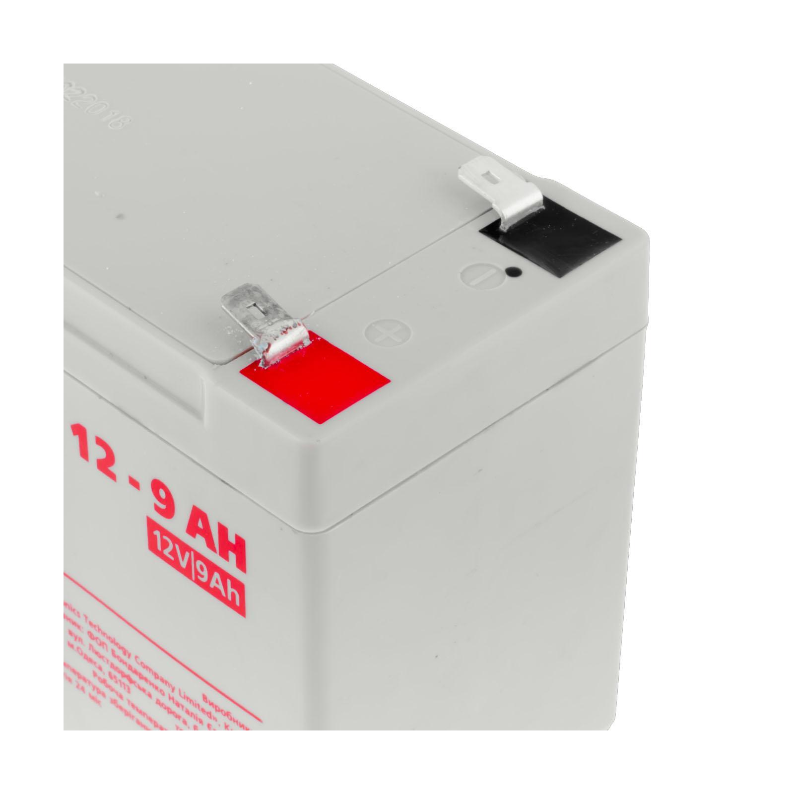 Батарея к ИБП LogicPower LPM-GL 12В 9Ач (6563) изображение 3