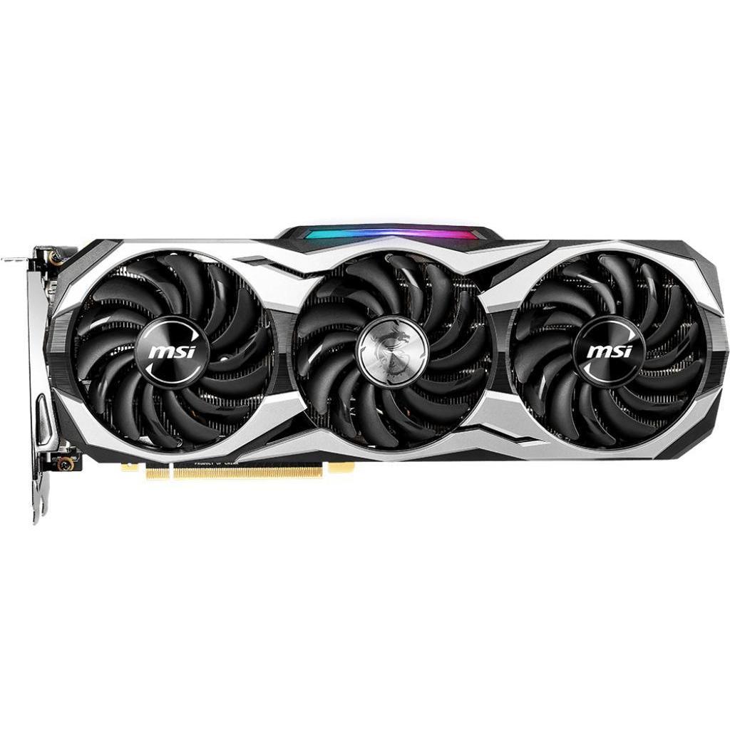 Видеокарта MSI GeForce RTX2080 8192Mb DUKE OC (RTX 2080 DUKE 8G OC) изображение 2