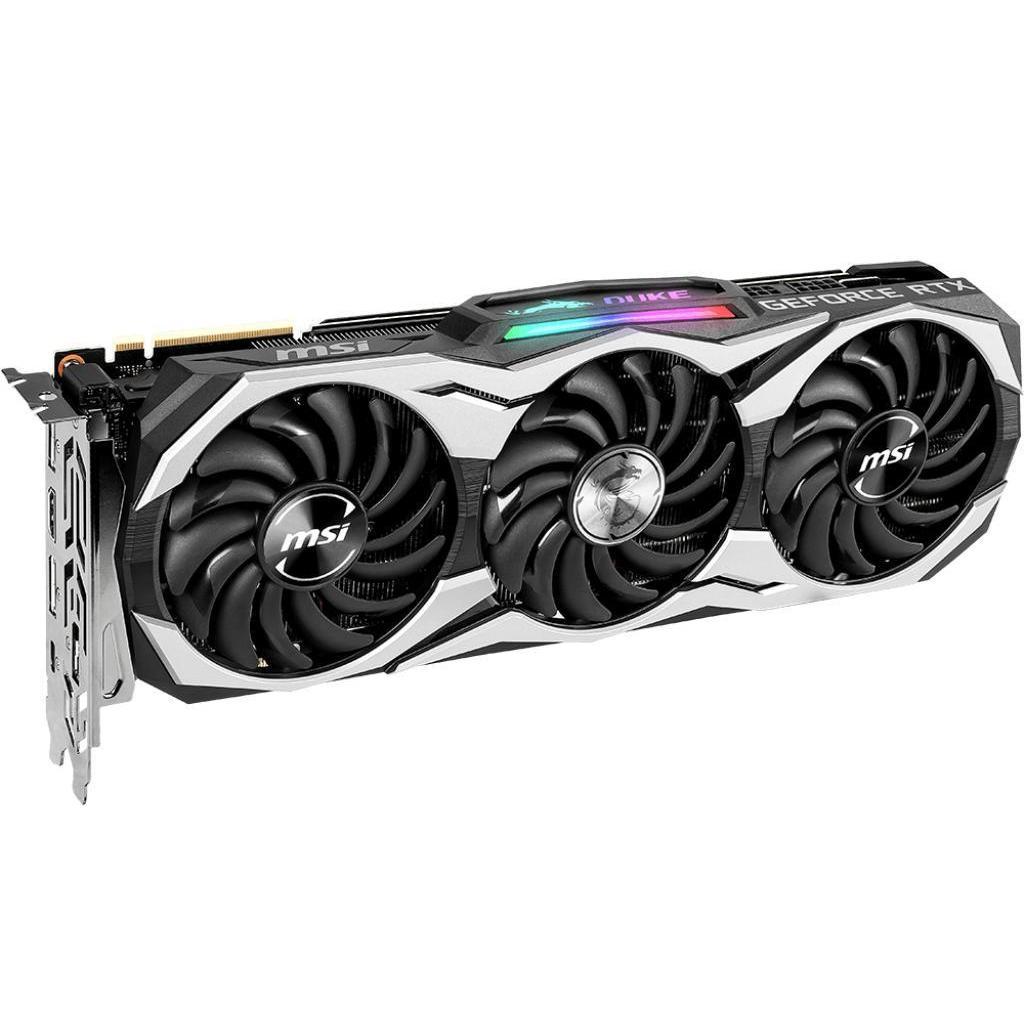 Видеокарта MSI GeForce RTX2080 8192Mb DUKE OC (RTX 2080 DUKE 8G OC) изображение 3