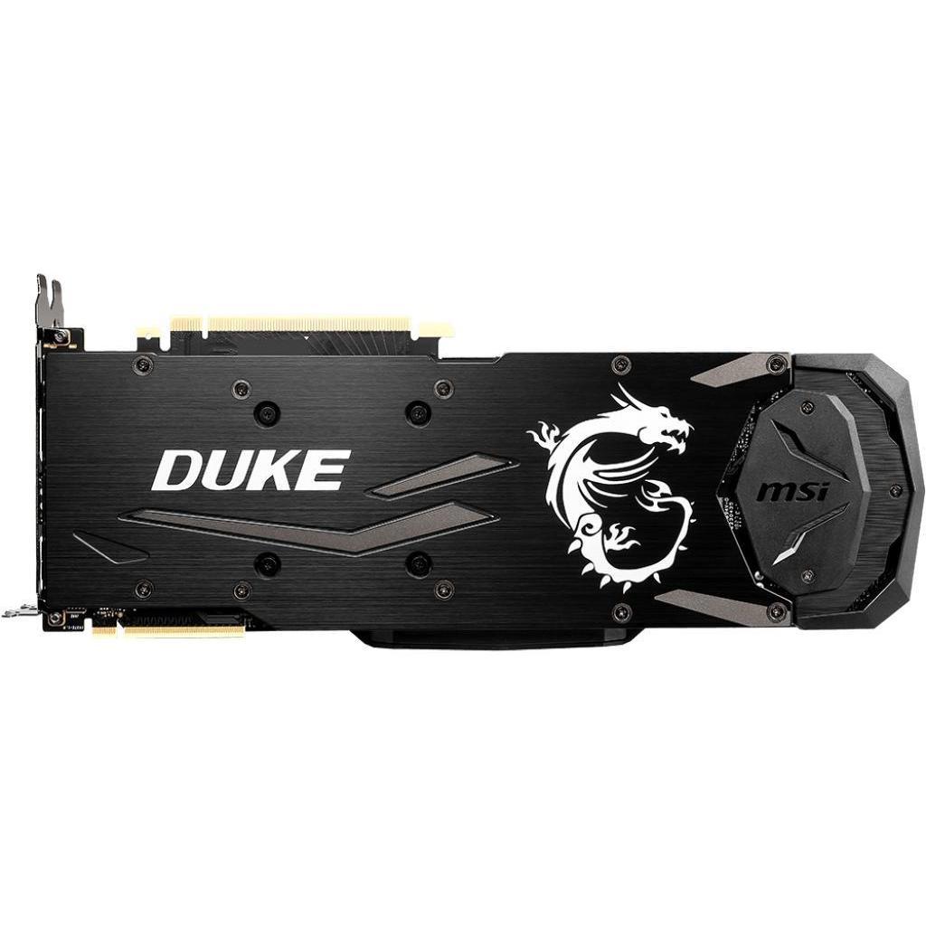 Видеокарта MSI GeForce RTX2080 8192Mb DUKE OC (RTX 2080 DUKE 8G OC) изображение 4