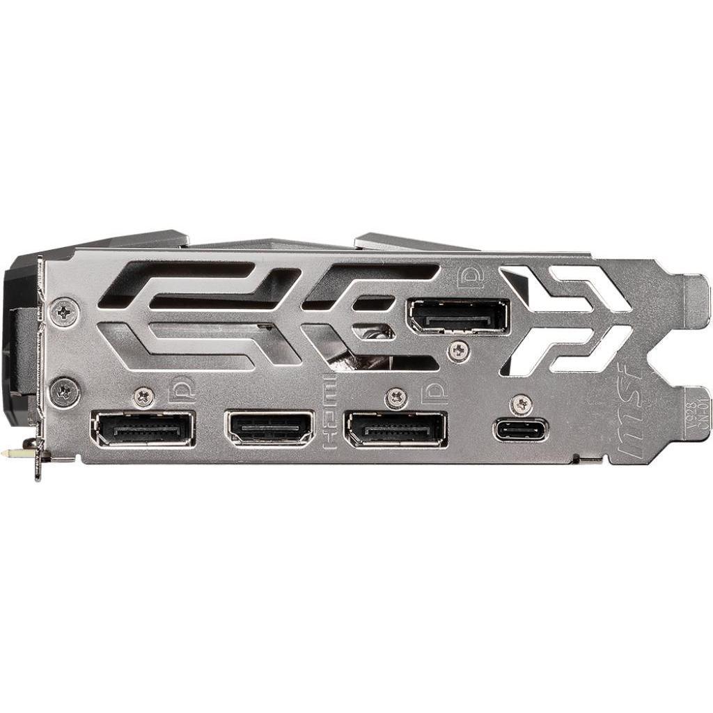 Видеокарта MSI GeForce RTX2080 8192Mb DUKE OC (RTX 2080 DUKE 8G OC) изображение 5