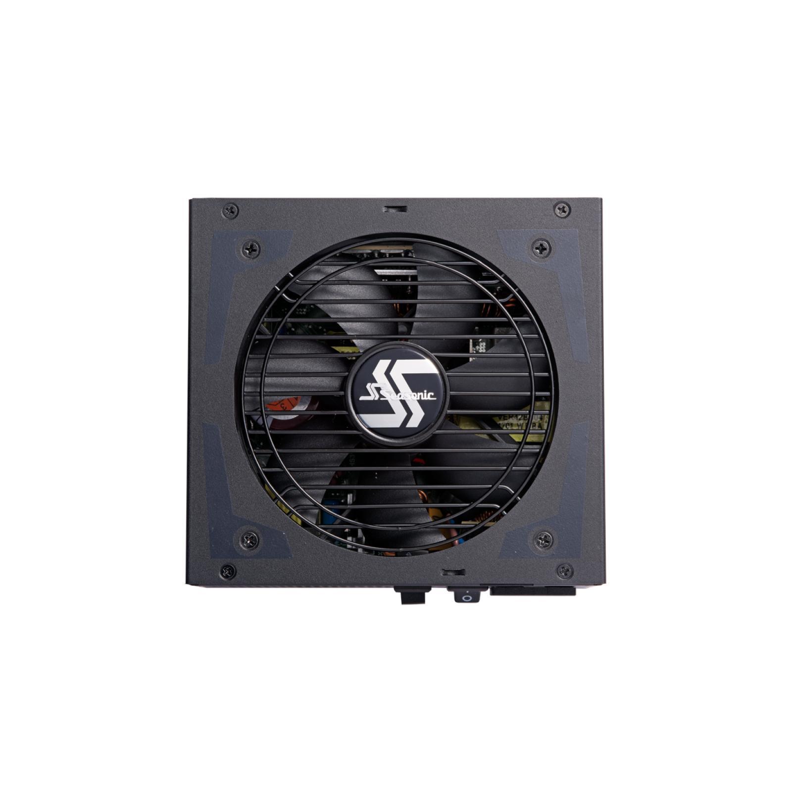 Блок питания Seasonic 550W FOCUS Platinum NEW (FOCUS PX-550 (SSR-550PX)) изображение 2