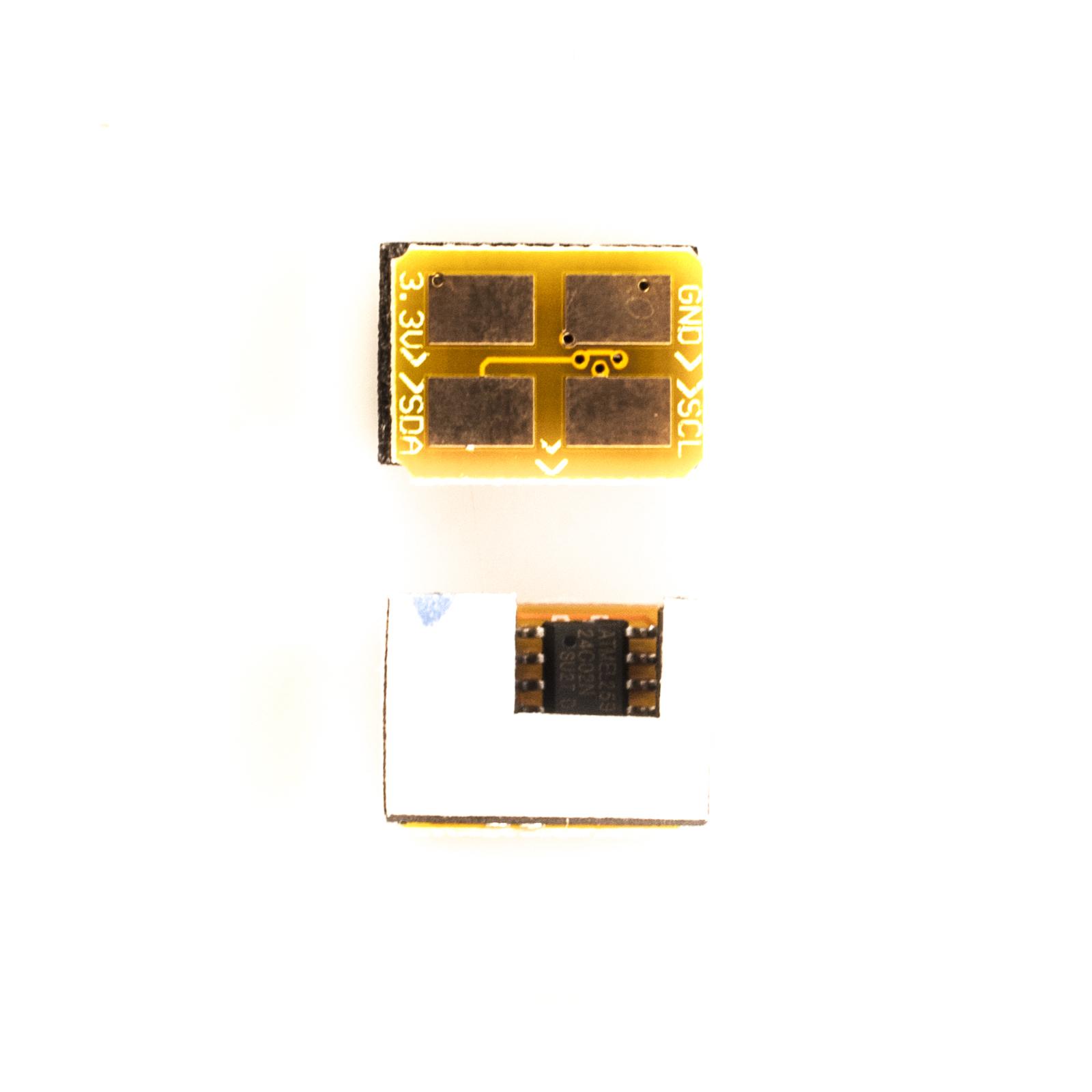 Чип для картриджа SAMSUNG CLP-300 1K YELLOW Everprint (ALS-Y300-1K)