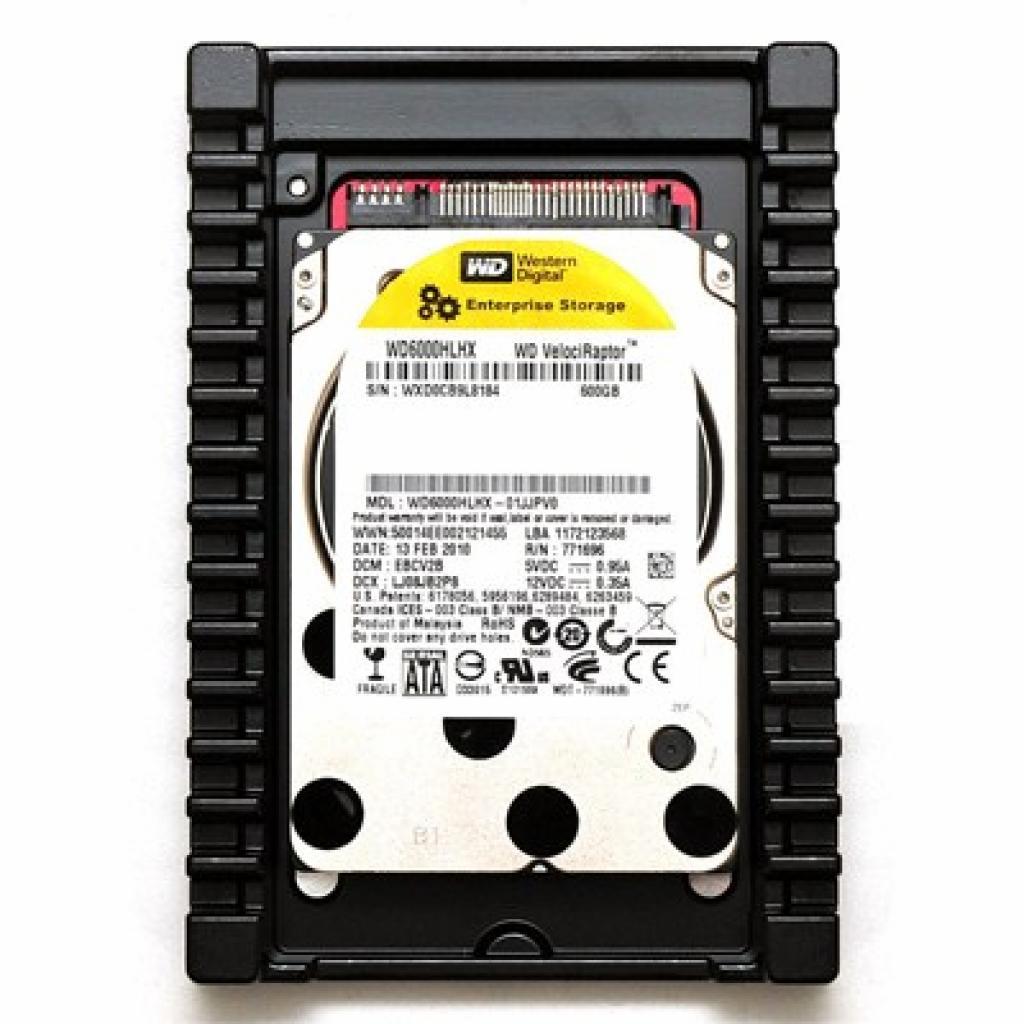 """Жесткий диск 3.5""""  600GB Western Digital (WD6000HLHX)"""