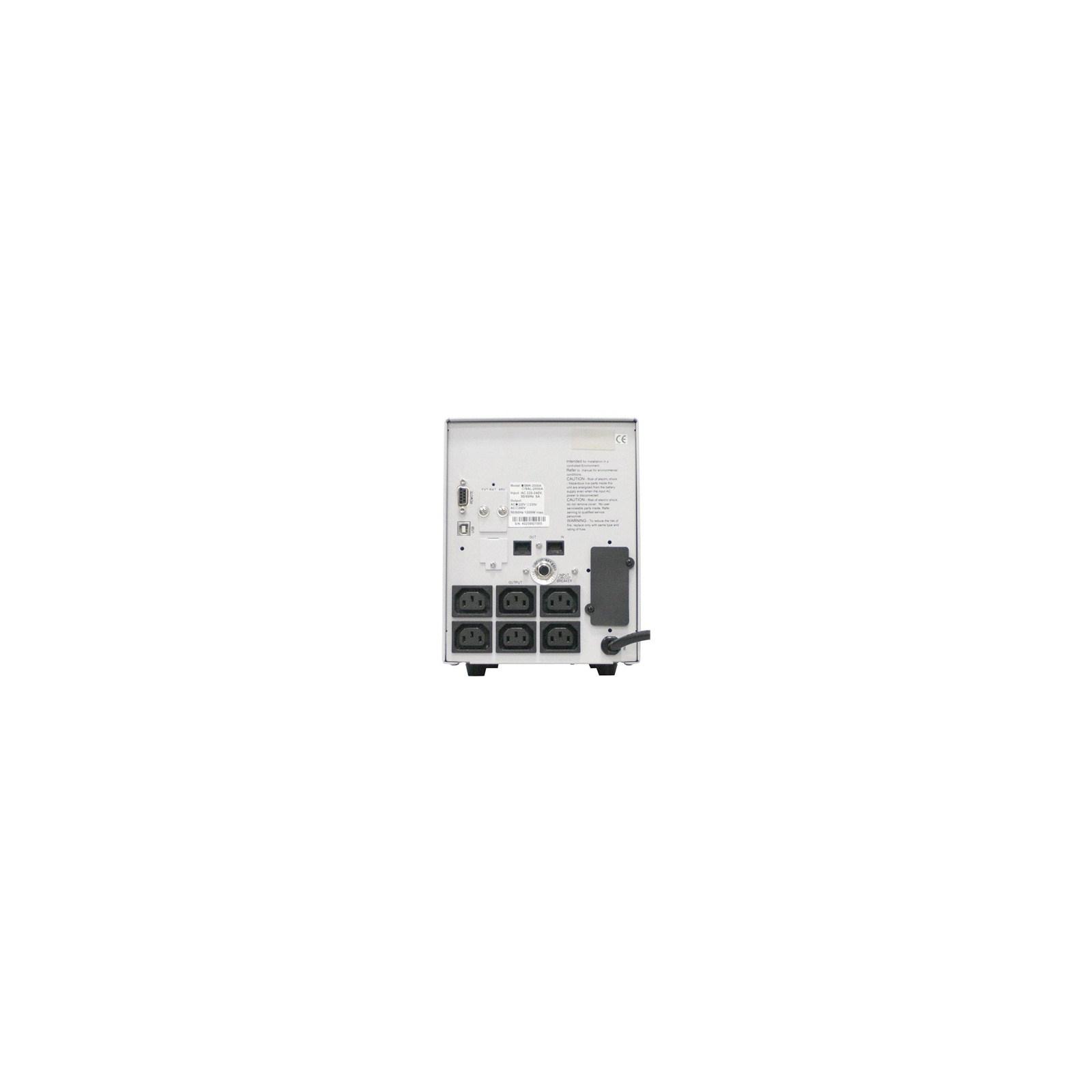 Источник бесперебойного питания SMK-600A-LCD Powercom изображение 2