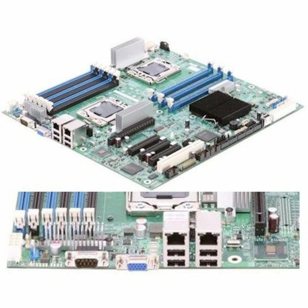 Серверная МП INTEL S5500HCVR изображение 2