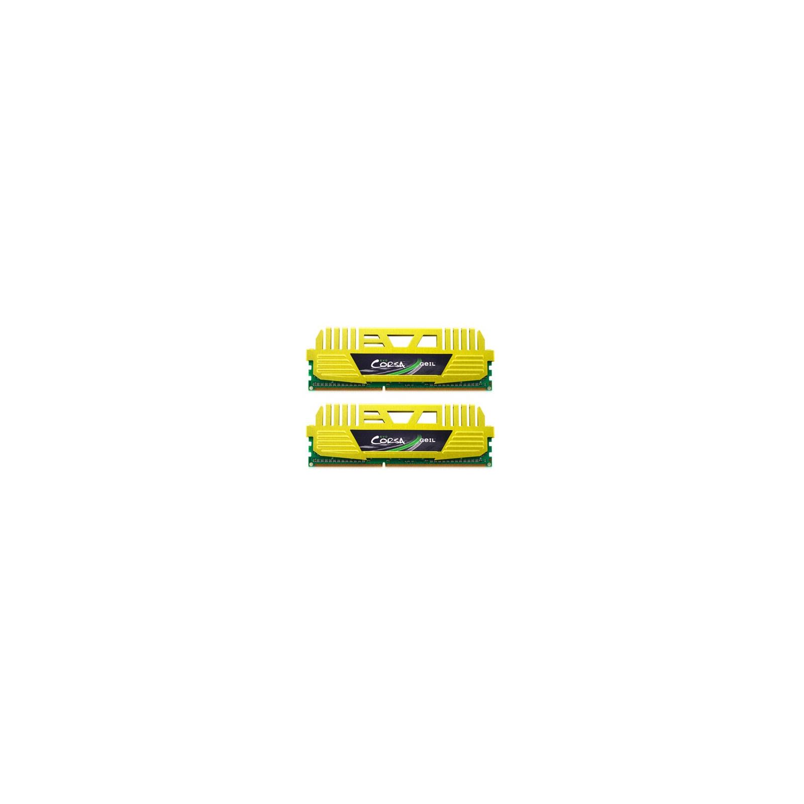 Модуль памяти для компьютера DDR3 4GB (2x2GB) 2133 MHz GEIL (GOC34GB2133C10ADC)