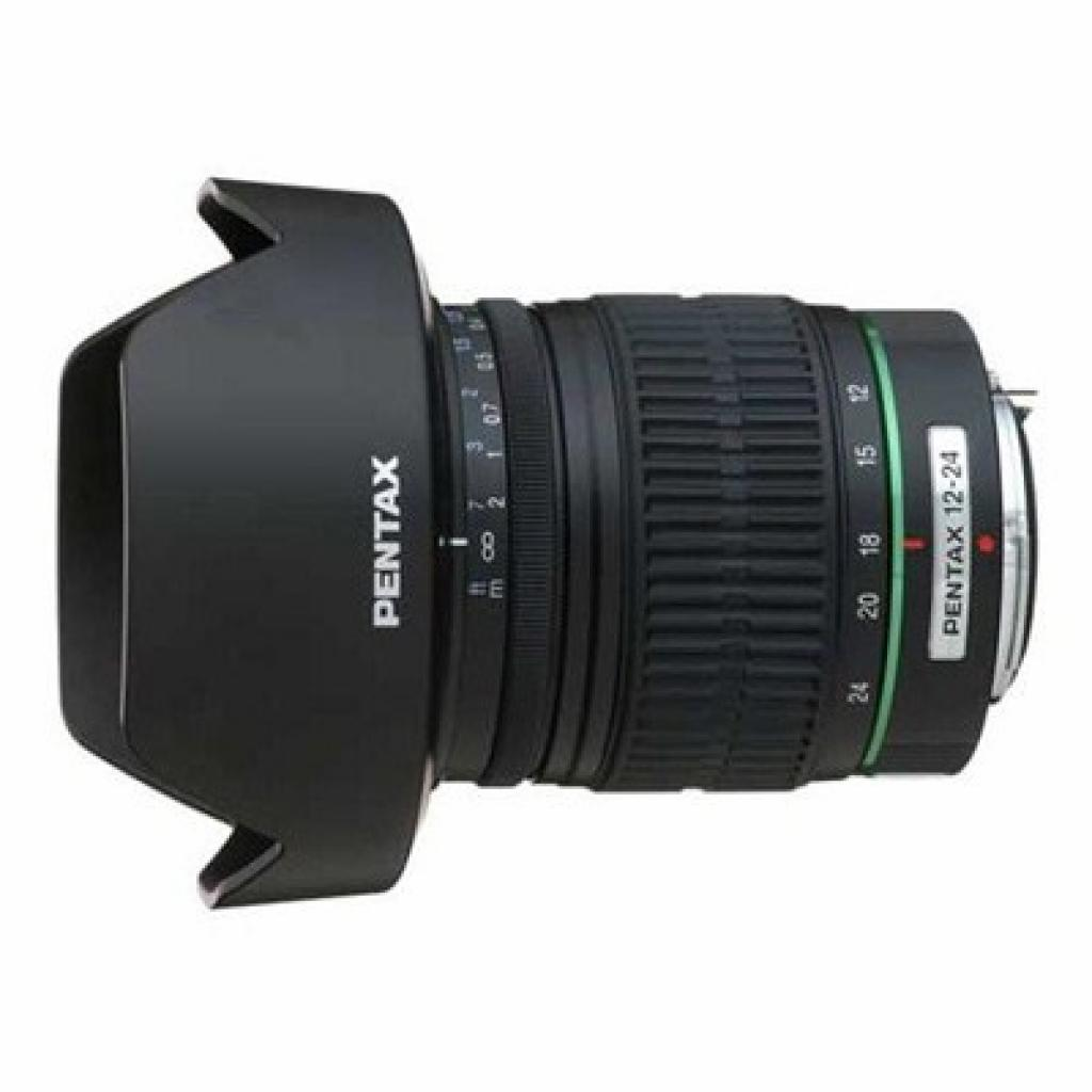 Объектив SMC DA 12-24mm f/4 ED AL(IF) Pentax (21577)