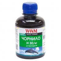 Чернила WWM HP № 21/130/140 (8767/8765)BL/pigm (H30/BP)