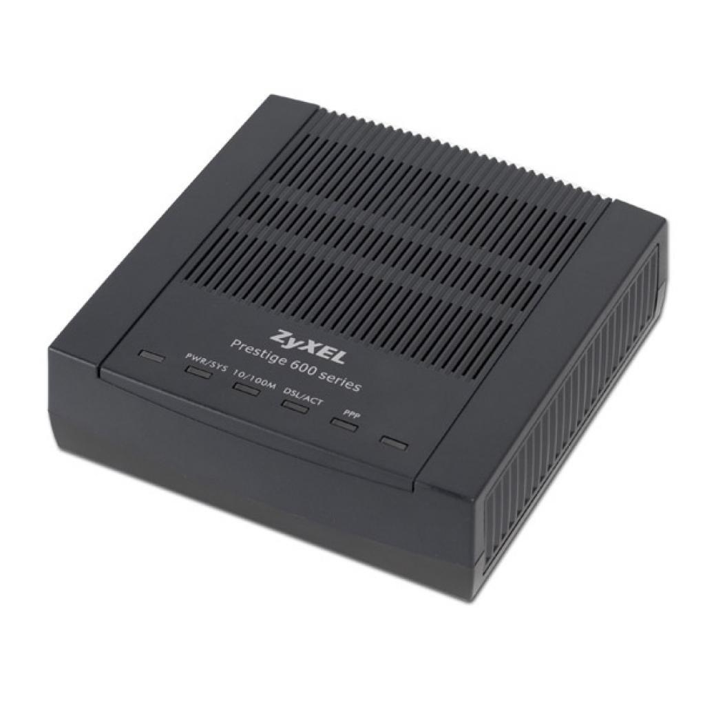 Модем ZyXel P-660RT2