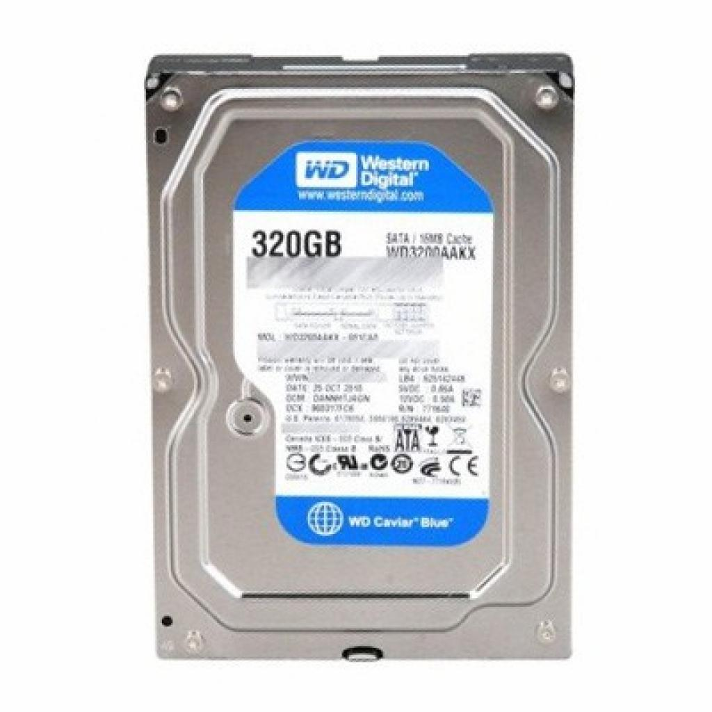 "Жесткий диск 3.5"" 320Gb Western Digital (WD3200AAKX)"