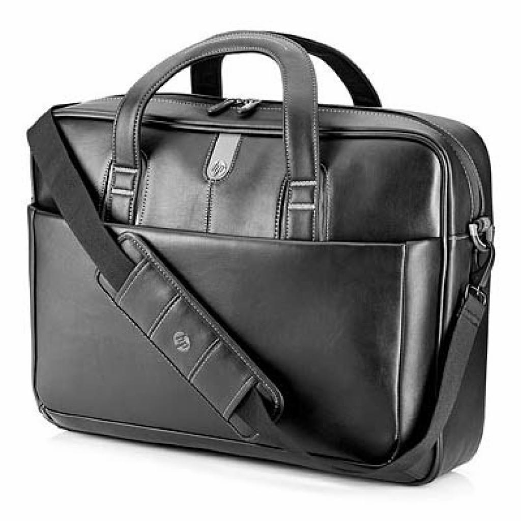 Сумка для ноутбука HP 17.3 Professional Leather Top Load (H4J94AA)