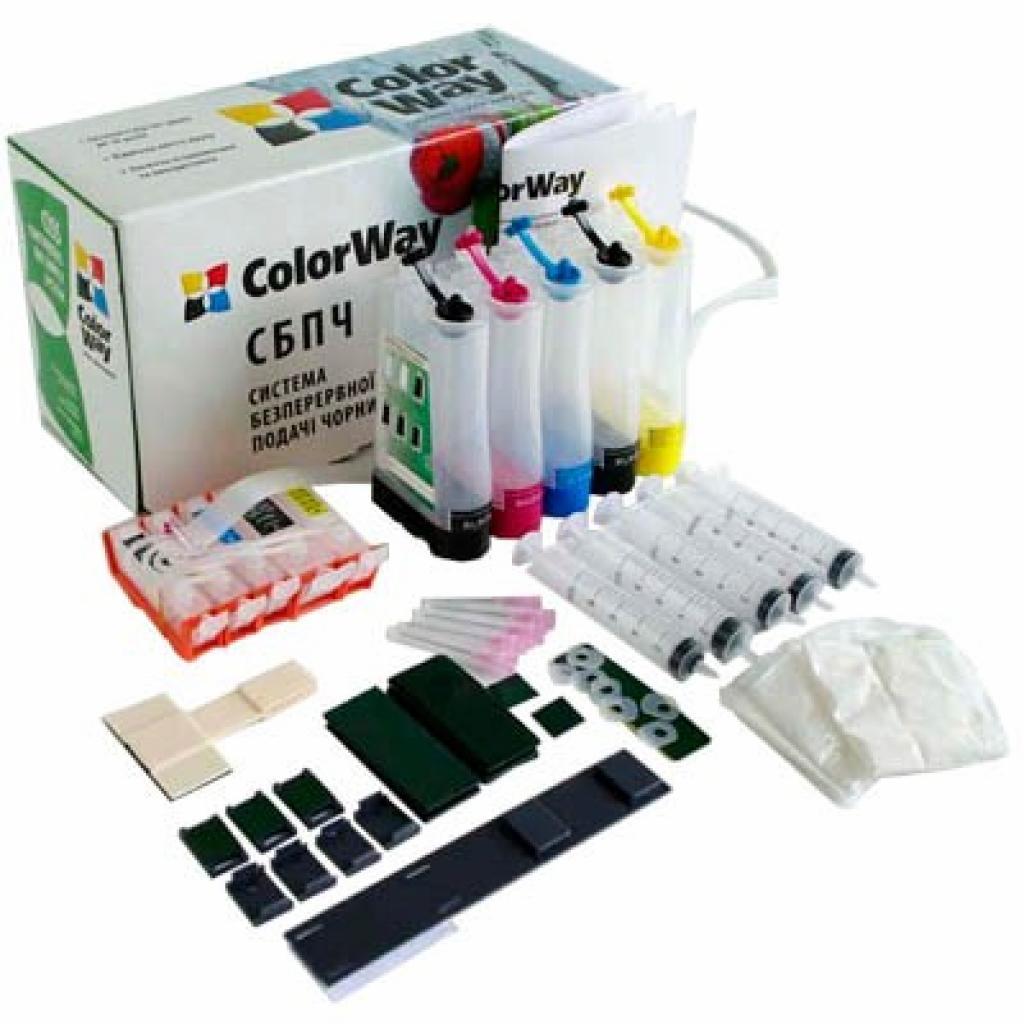 СНПЧ ColorWay Canon IP-4840/4940 (IP4840CC-5.5)