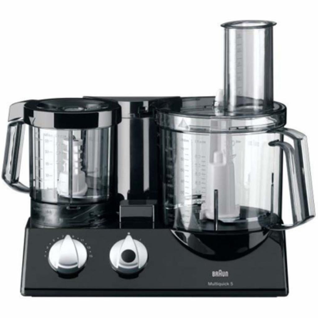 Кухонный комбайн BRAUN K 700 Black (K700Black)