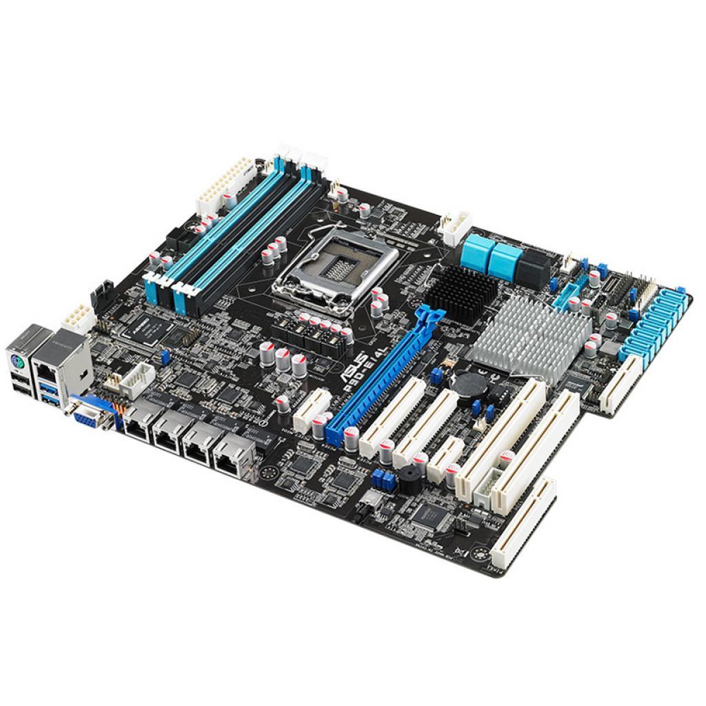 Серверная МП ASUS P9D-E/4L изображение 3