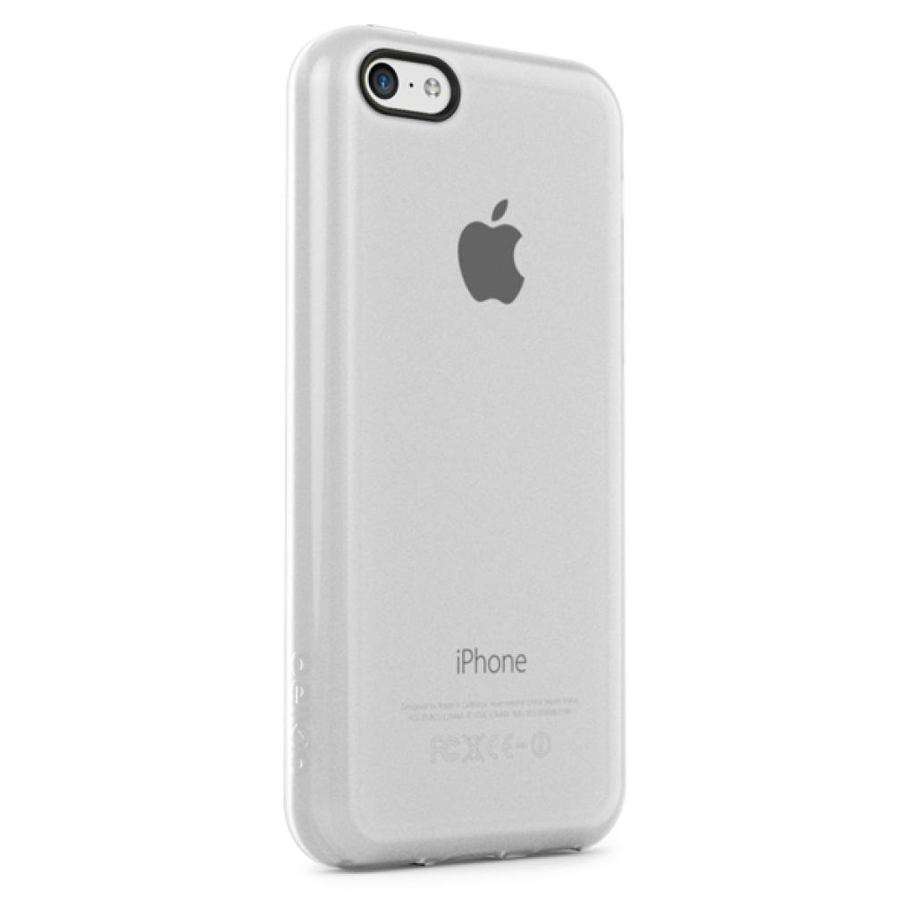 Чехол для моб. телефона Belkin iPhone 5с Grip Sheer Case/Clear (F8W373B1C01)