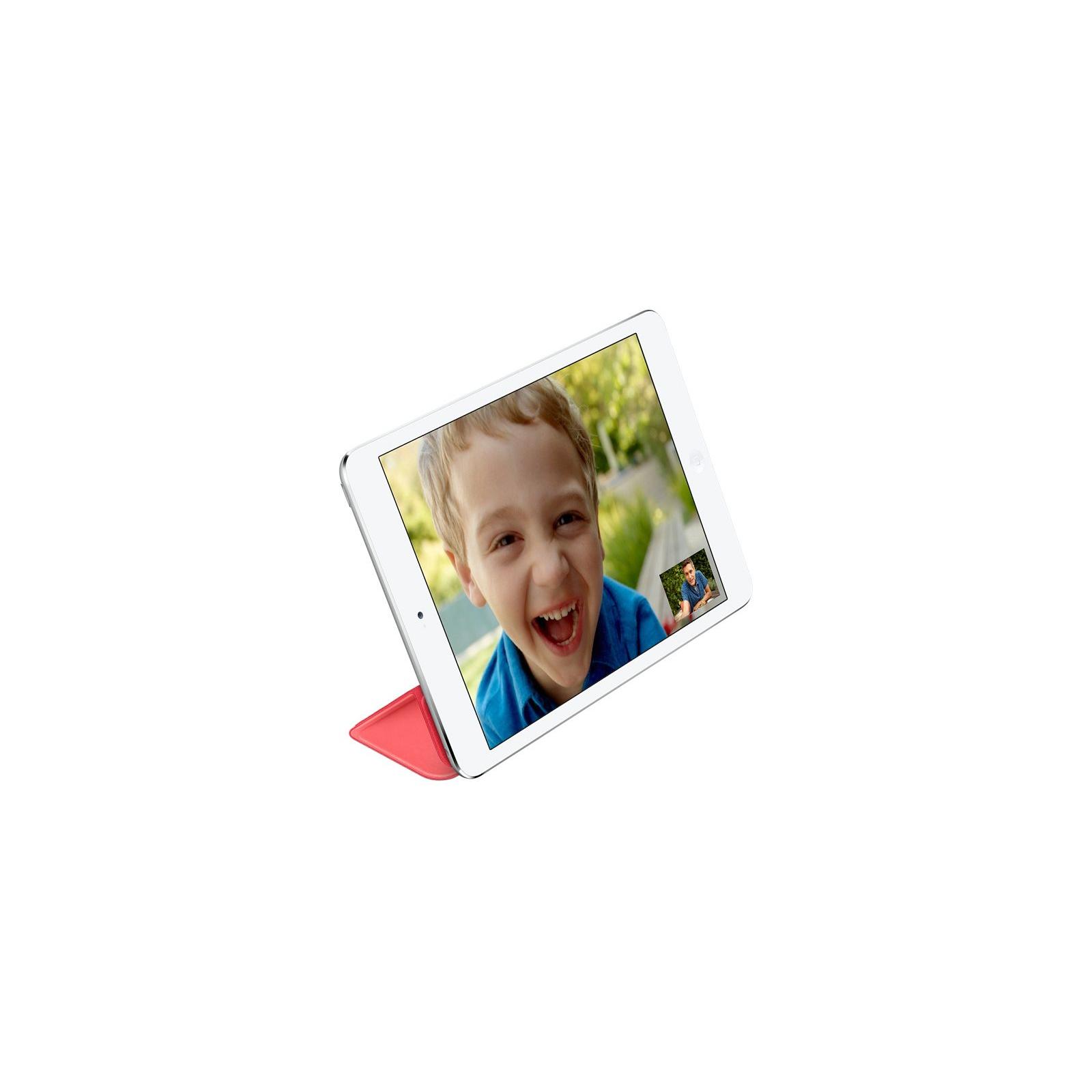 Чехол для планшета Apple Smart Cover для iPad mini /pink (MF061ZM/A) изображение 5