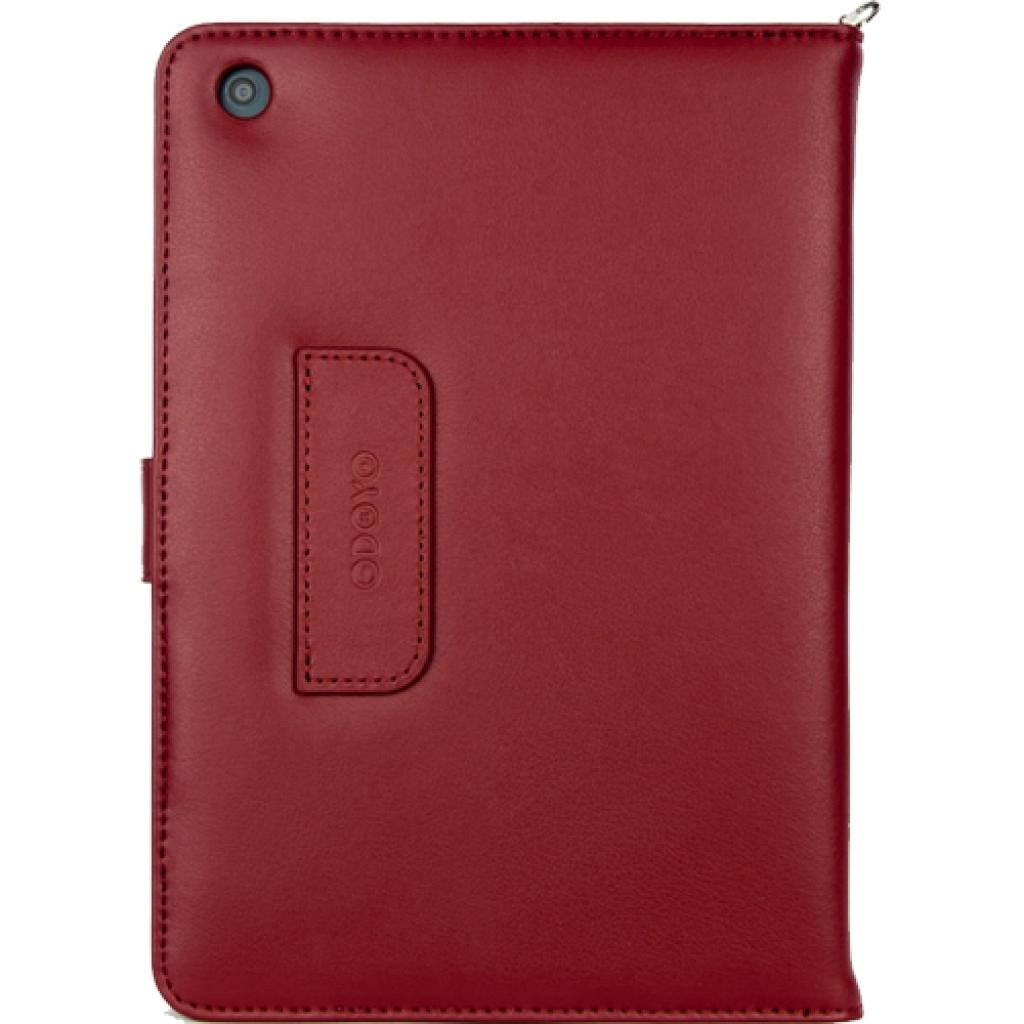 Чехол для планшета ODOYO IPAD MINI /GENUINE LEATHER FOLIO Red (PA529RD) изображение 3